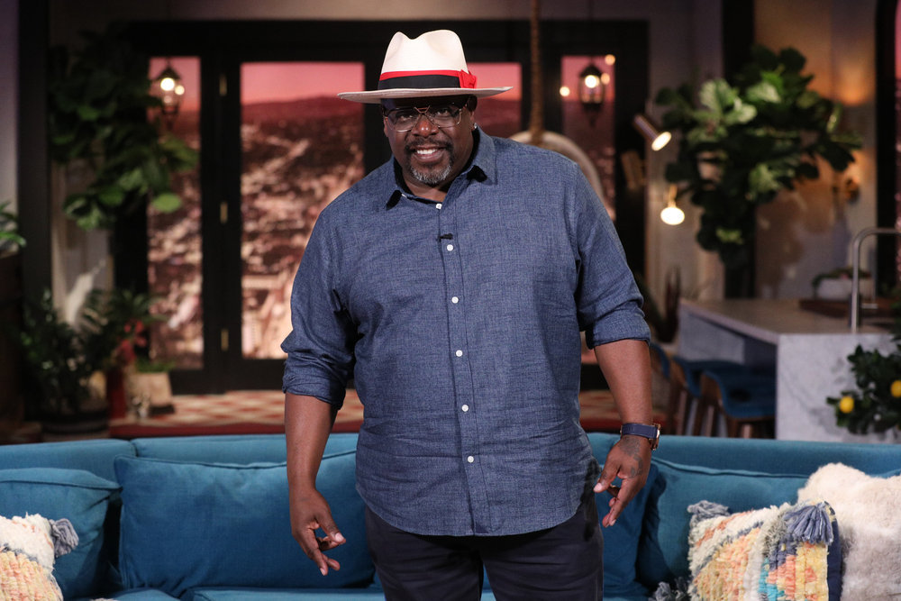 In Case You Missed It: Cedric The Entertainer On Busy Tonight
