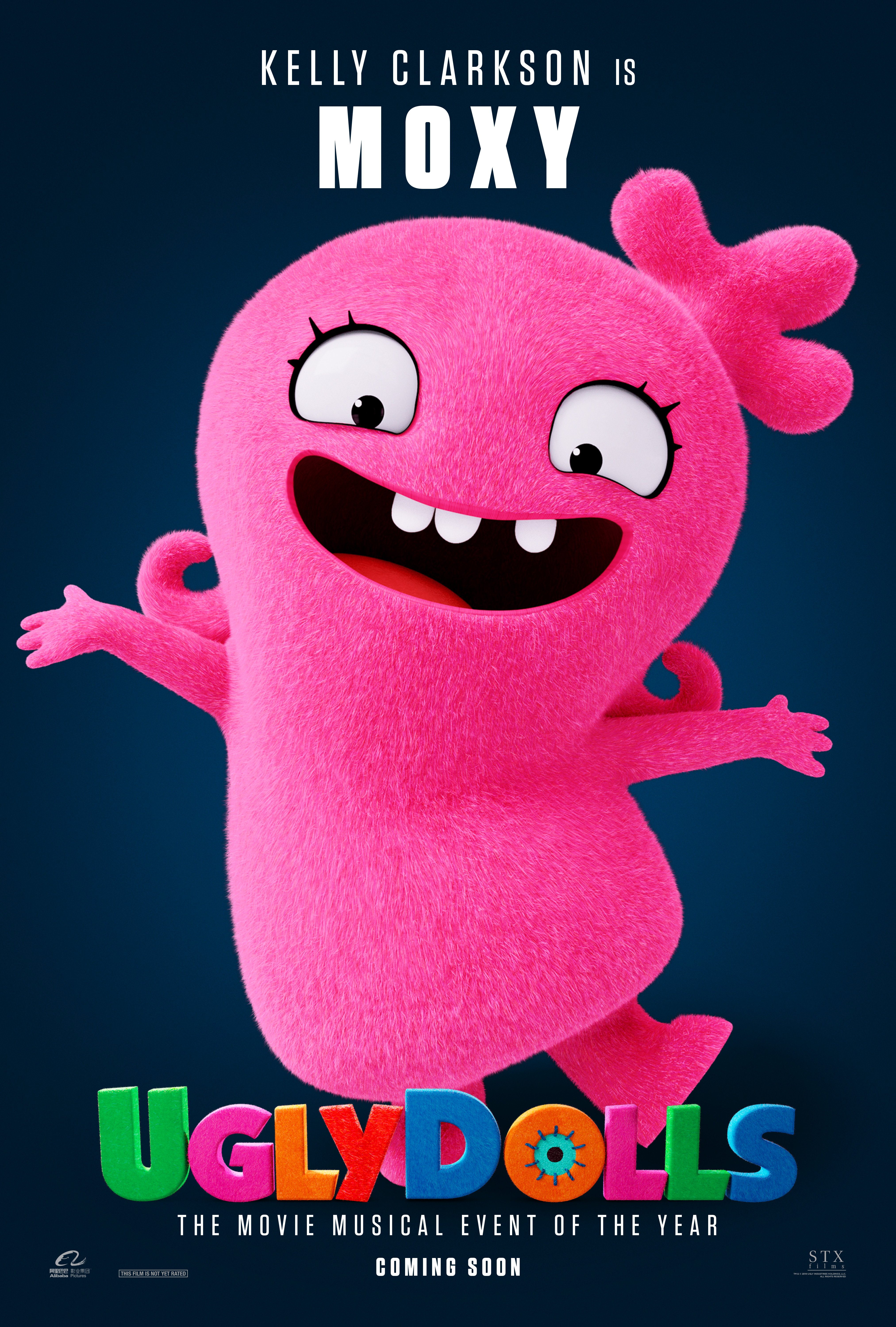 My Imperfections And How It Relates To The Film, UglyDolls