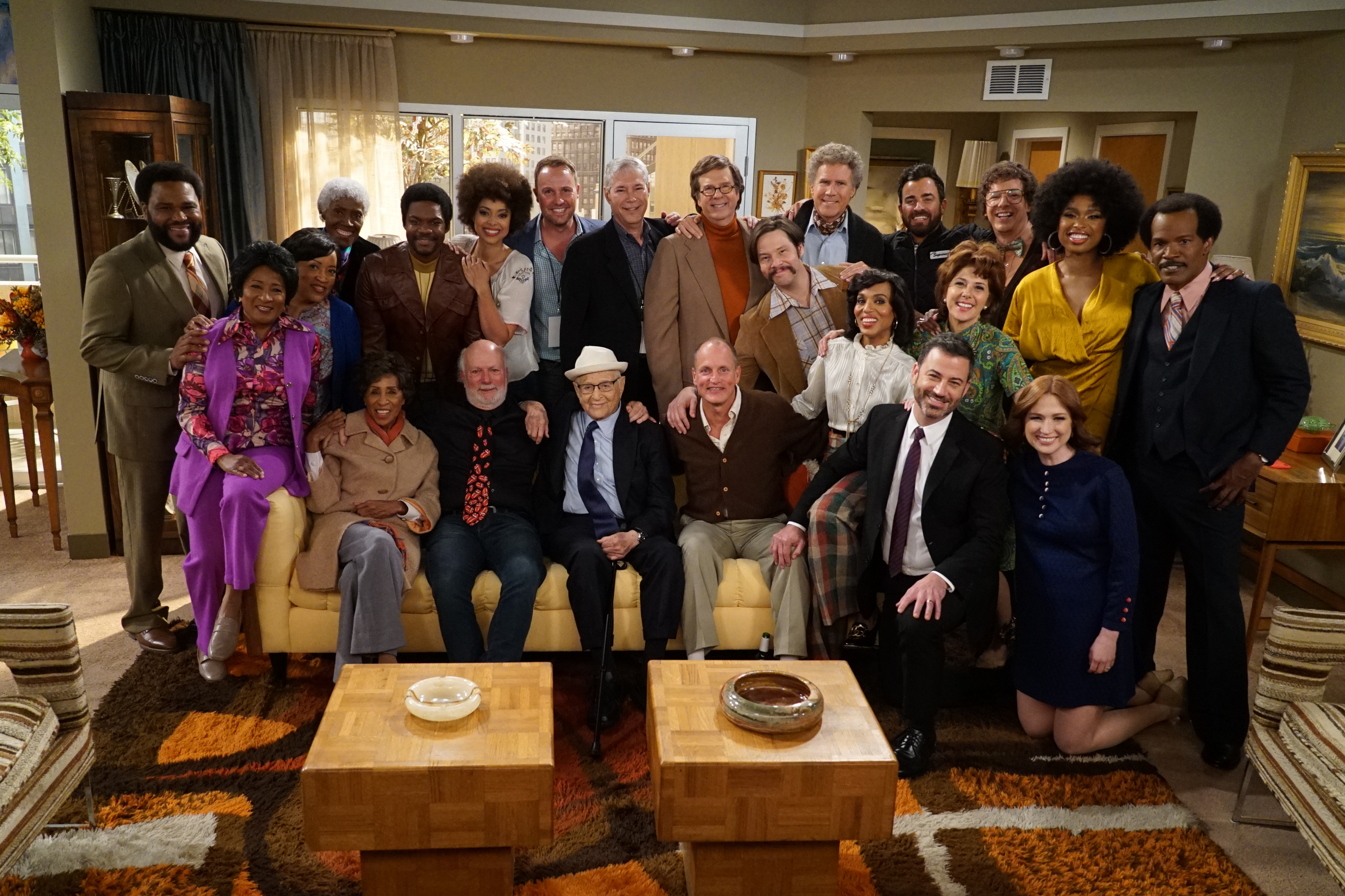 Live In Front Of A Studio Audience: Norman Lear's ALL IN THE FAMILY' AND 'THE JEFFERSONS