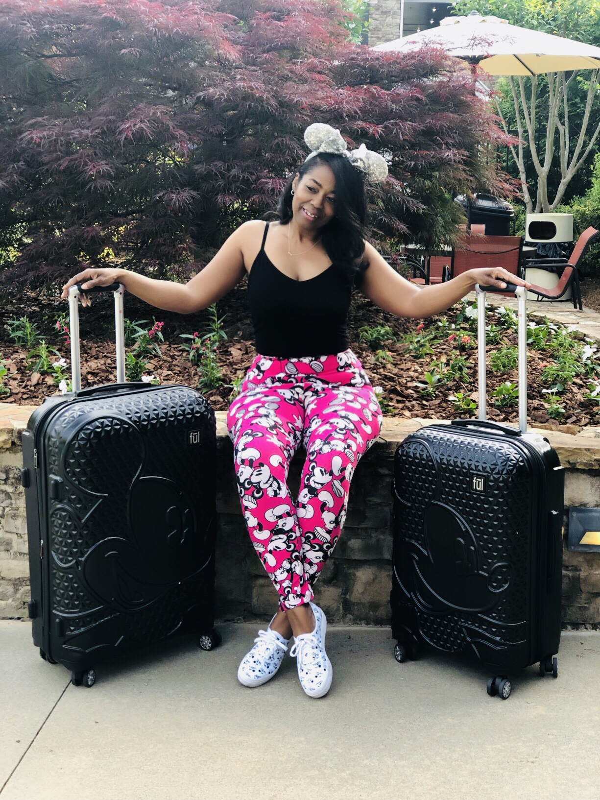FUL Luggage Disney Collection