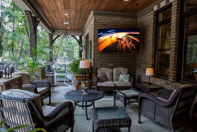 SunBrite Veranda Series Outdoor 4K UHD TVs with HDR