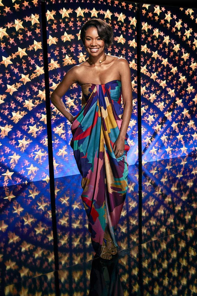 Wardrobe Breakdown: Gabrielle Union On America's Got Talent