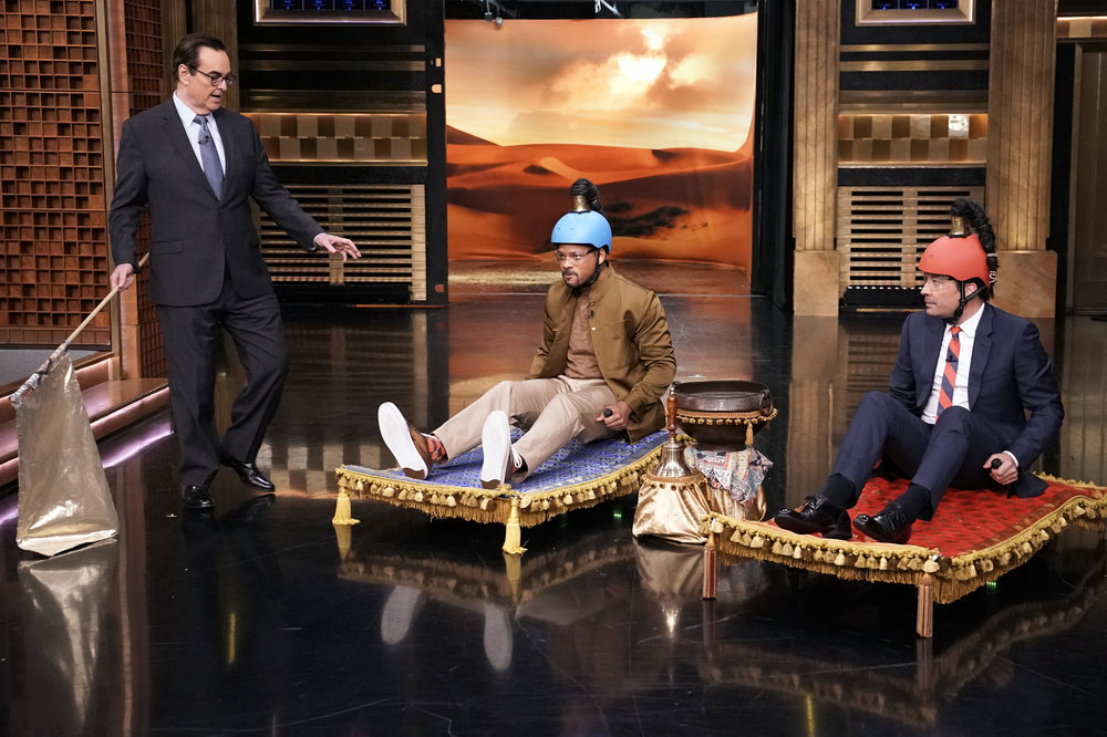 In Case You Missed It: Will Smith On The Tonight Show Starring Jimmy Fallon