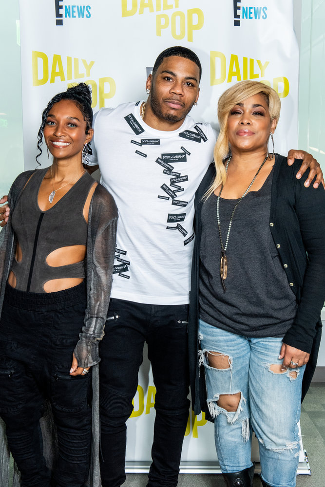 In Case You Missed It: TLC & Nelly On Daily Pop
