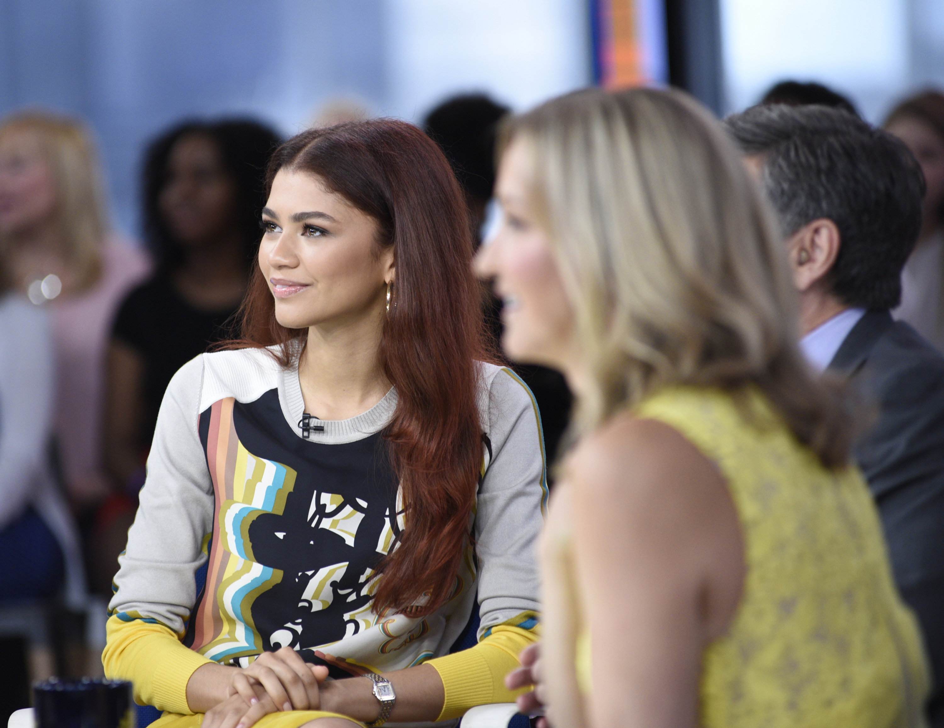 In Case You Missed It: Zendaya Coleman On Good Morning America