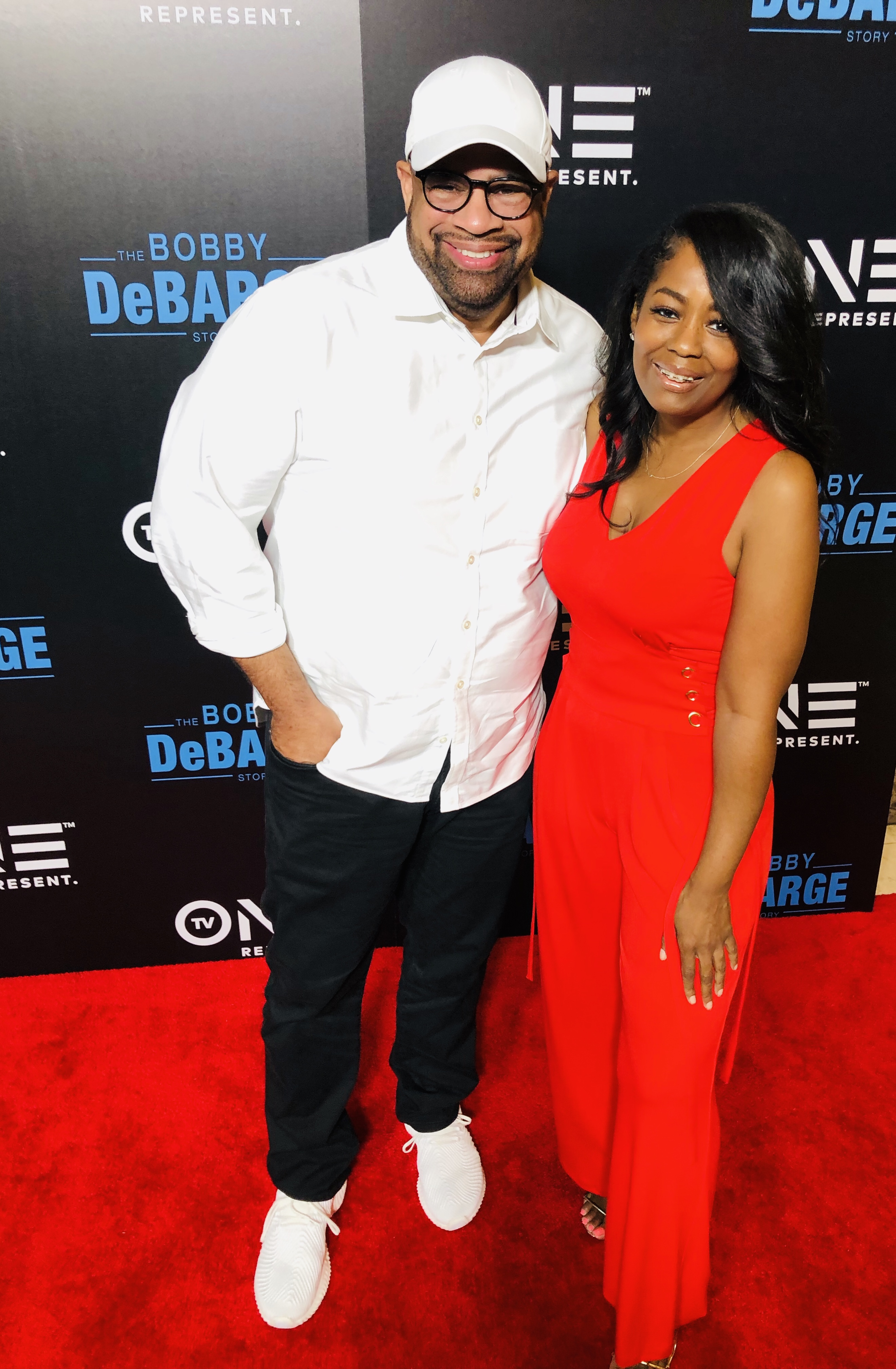TV One 'The Bobby DeBarge Story' Red Carpet Screening