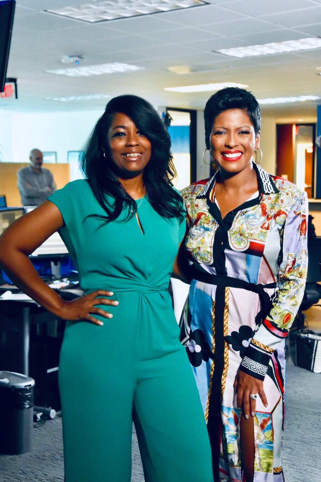 My Sit Down With Talk Show Host Tamron Hall