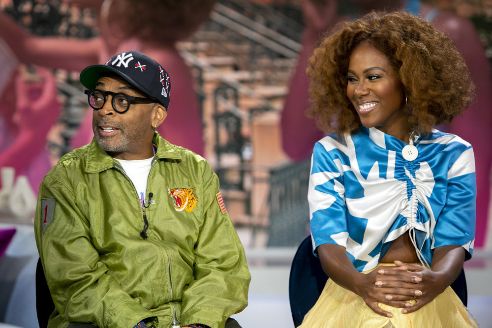 In Case You Missed It: Spike Lee And DeWanda Wise On Today