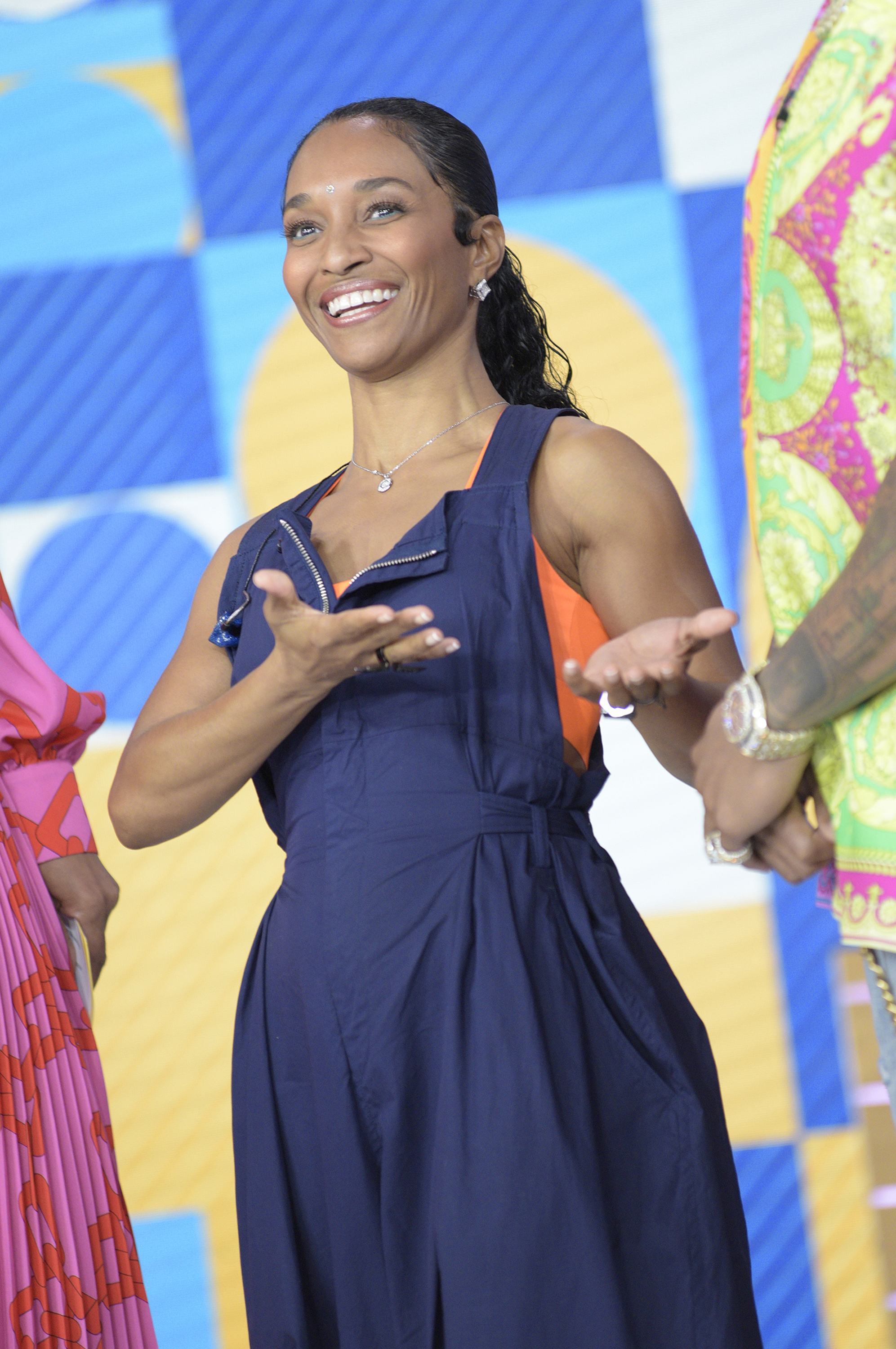 In Case You Missed It: Nelly, TLC And Flo Rida Perform On Good Morning America