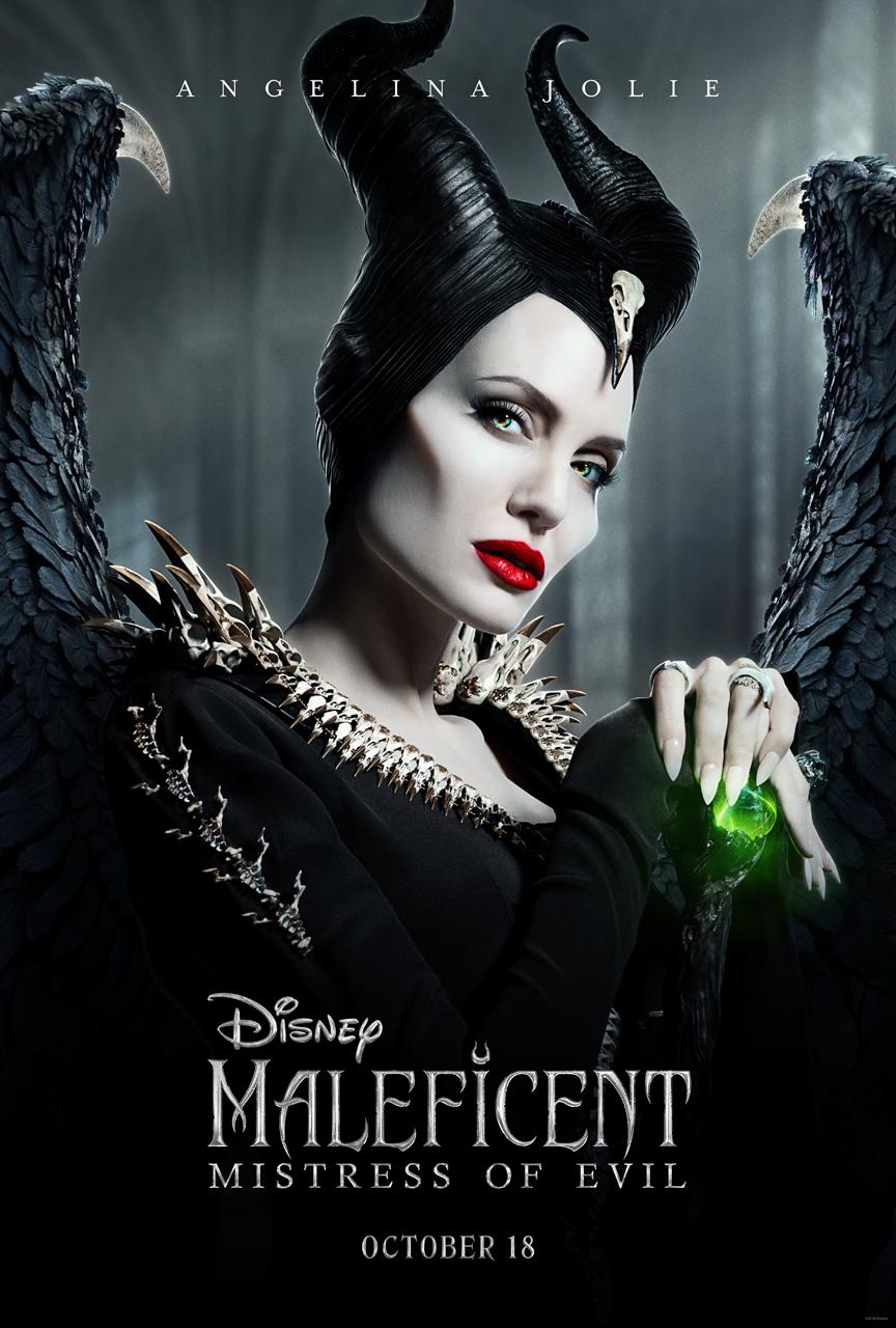 "Disney ""Maleficent: Mistress Of Evil"" Starring Angelina Jolie, Elle Fanning & Michelle Pfeiffer"