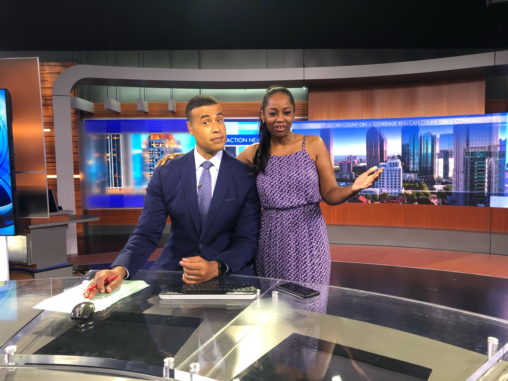 WSB-TV Back 2 School Agenda, Meet & Greet, Panel Discussion And Luncheon