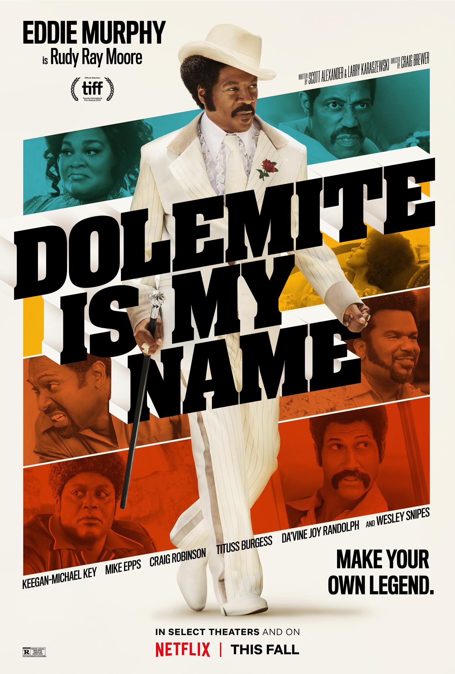 New Movie: Dolemite Is My Name Starring Eddie Murphy
