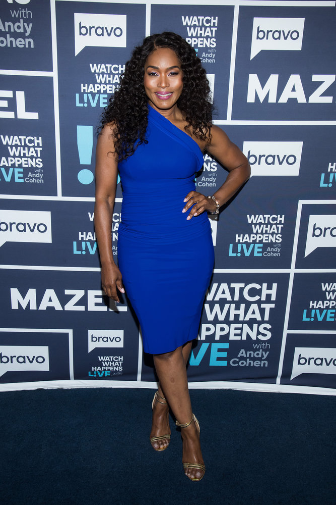 In Case You Missed It: Angela Bassett On Watch What Happens Live