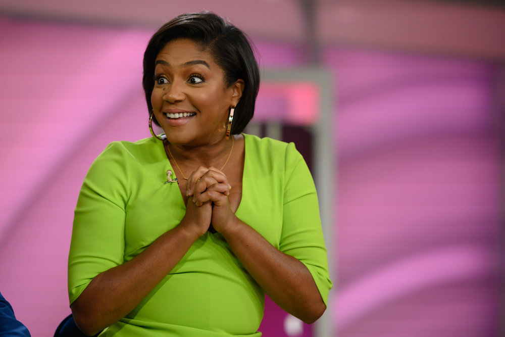 In Case You Missed It: Tiffany Haddish On The Today Show