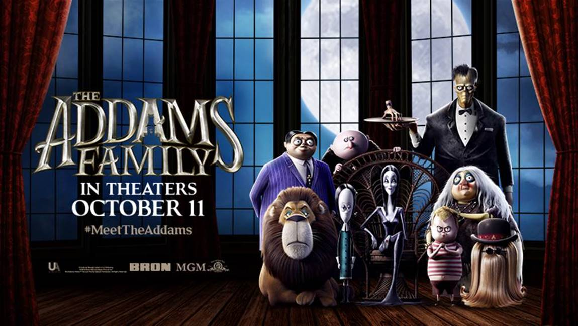 New Movie: The Addams Family