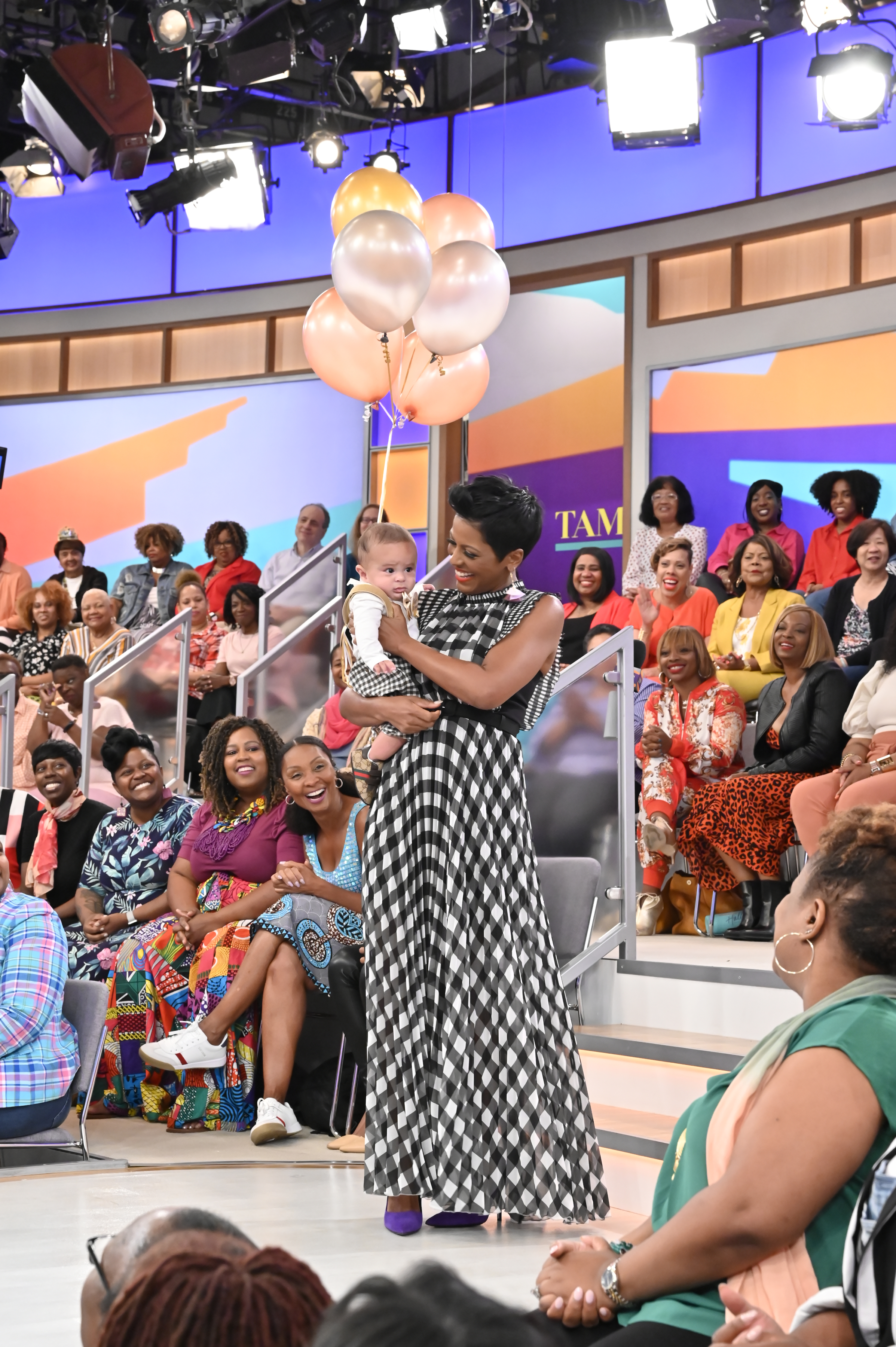 In Case You Missed It: Kenya Moore, Gretchen Rossi Plus Baby Moses Stop By The Tamron Hall Show