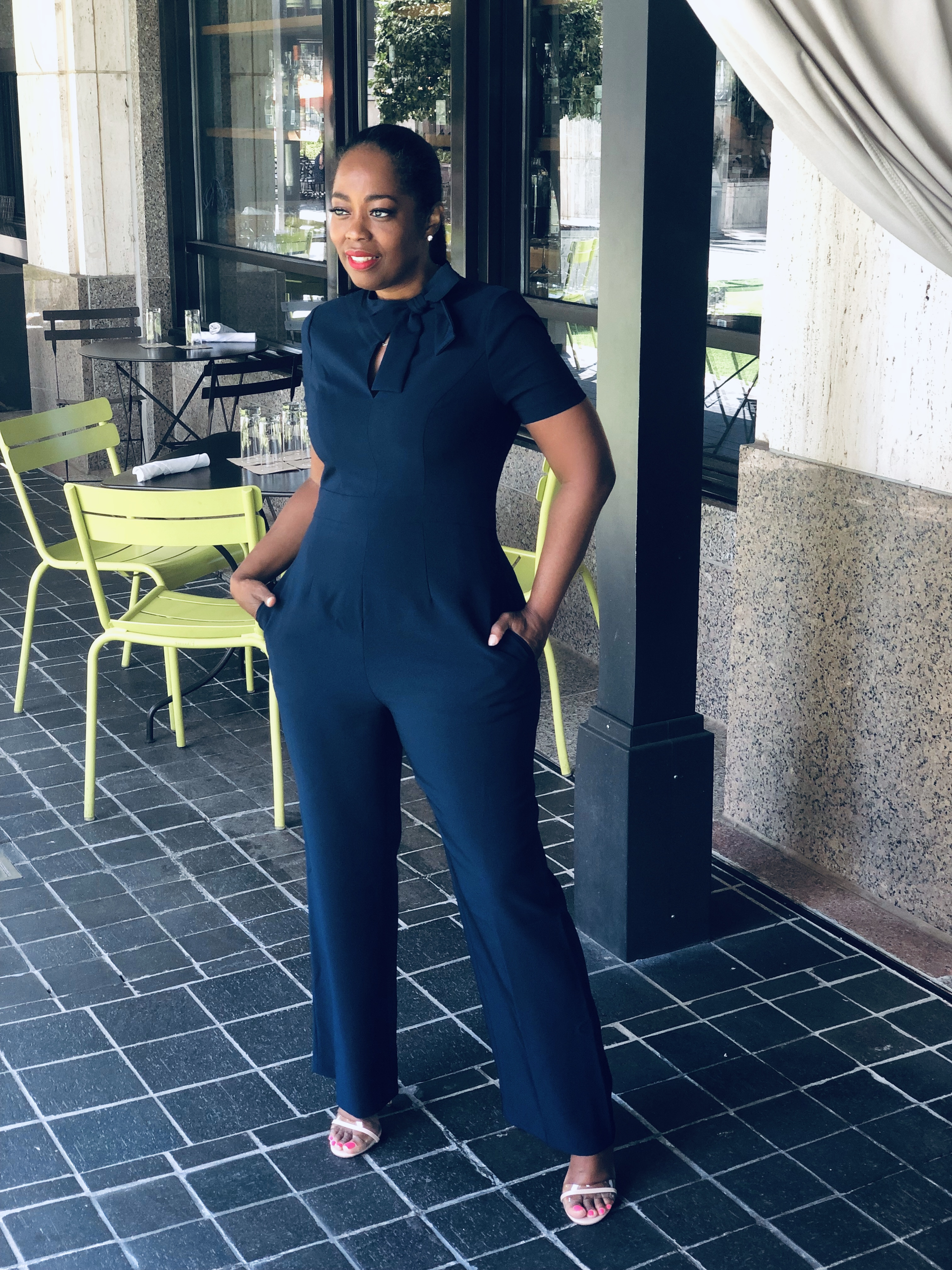 My Style: Maggy London Arden Jumpsuit