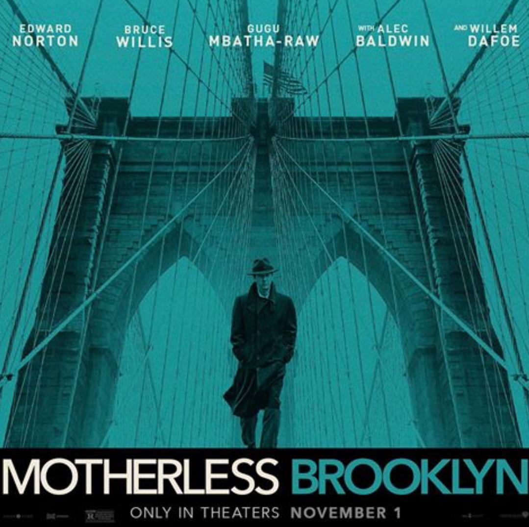 First Look: Motherless Brooklyn