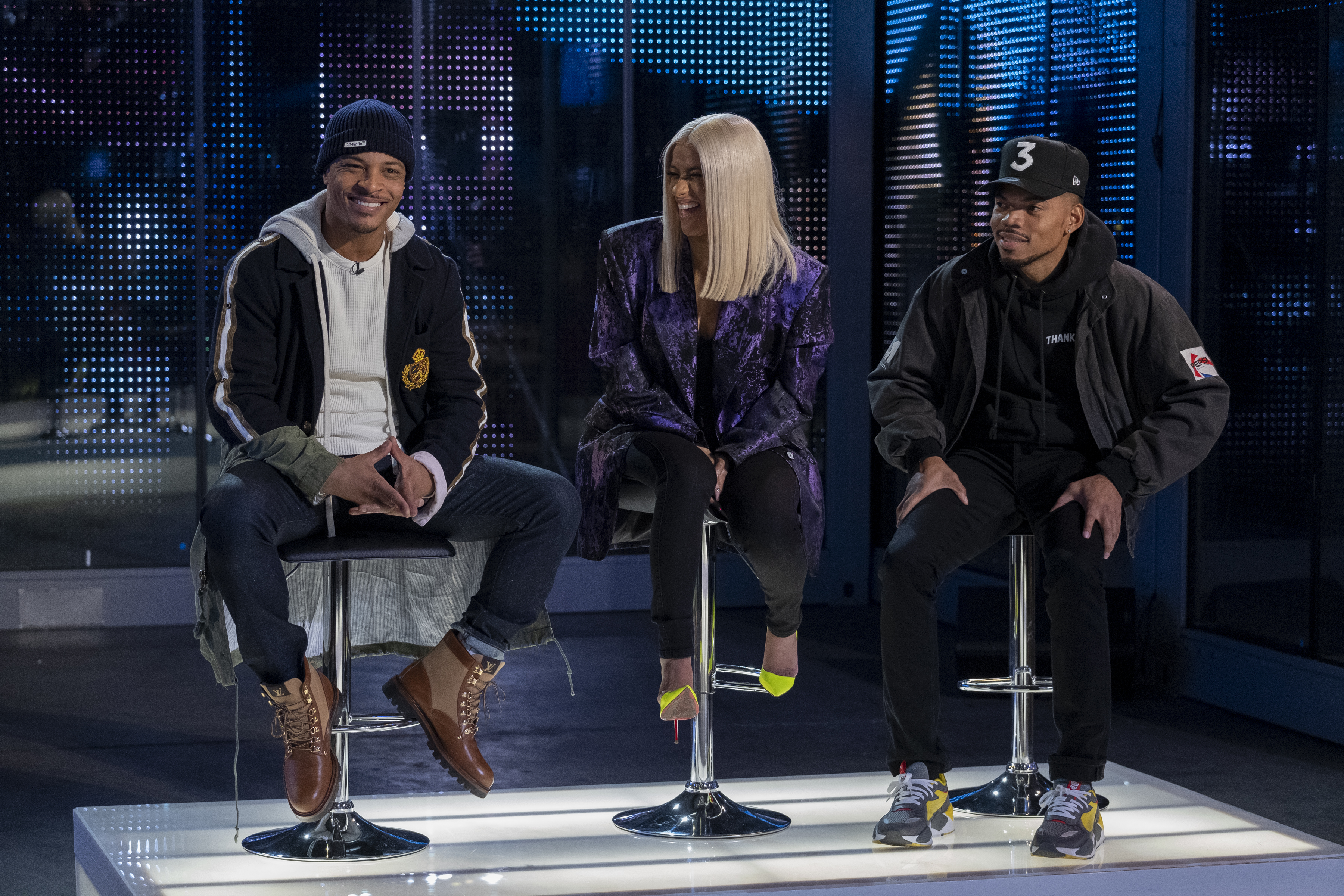 First Look: Rhythm & Flow With T.I., Cardi B And Chance The Rapper