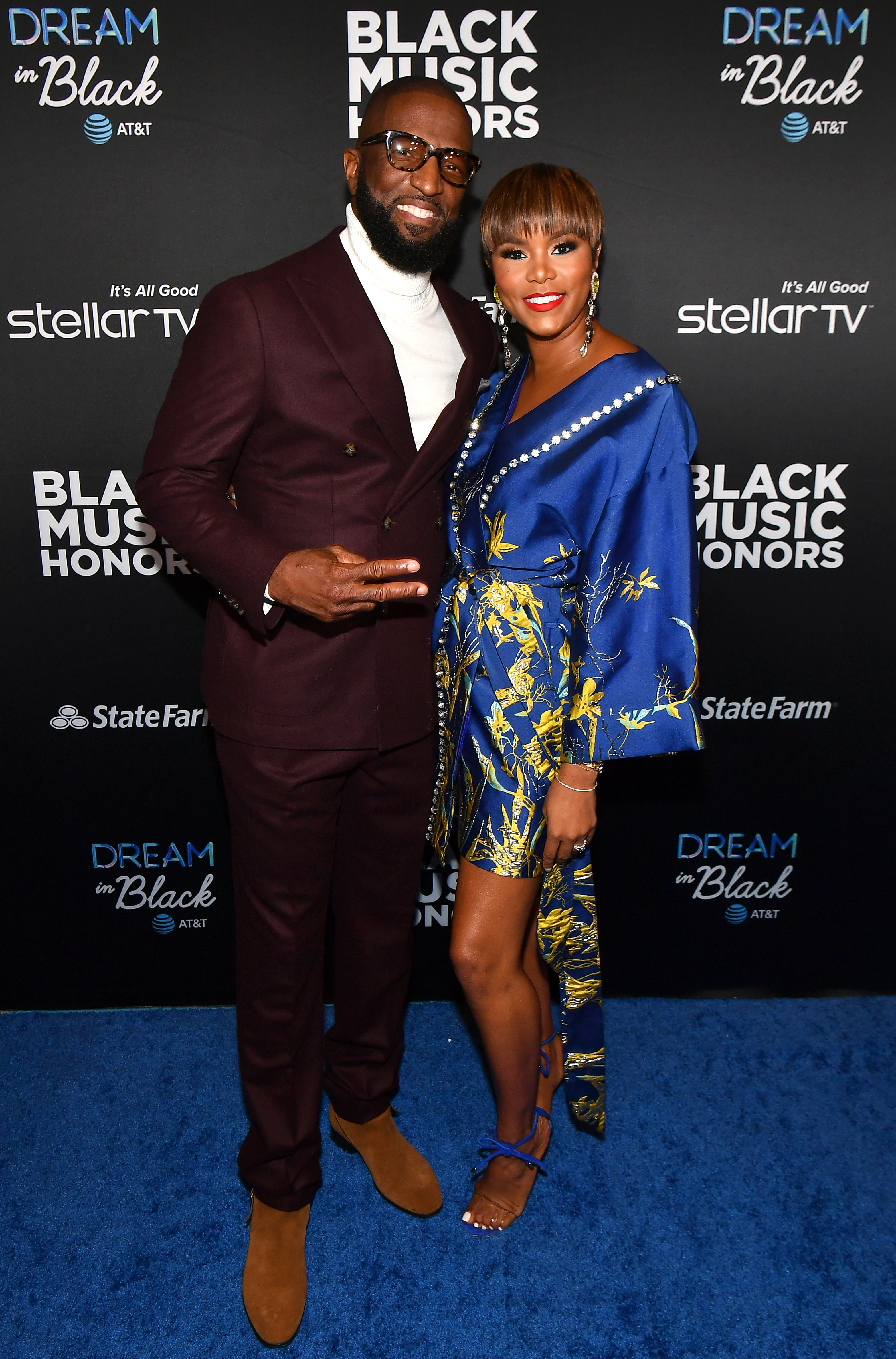 Red Carpet Arrivals: 4th Annual Black Music Honors