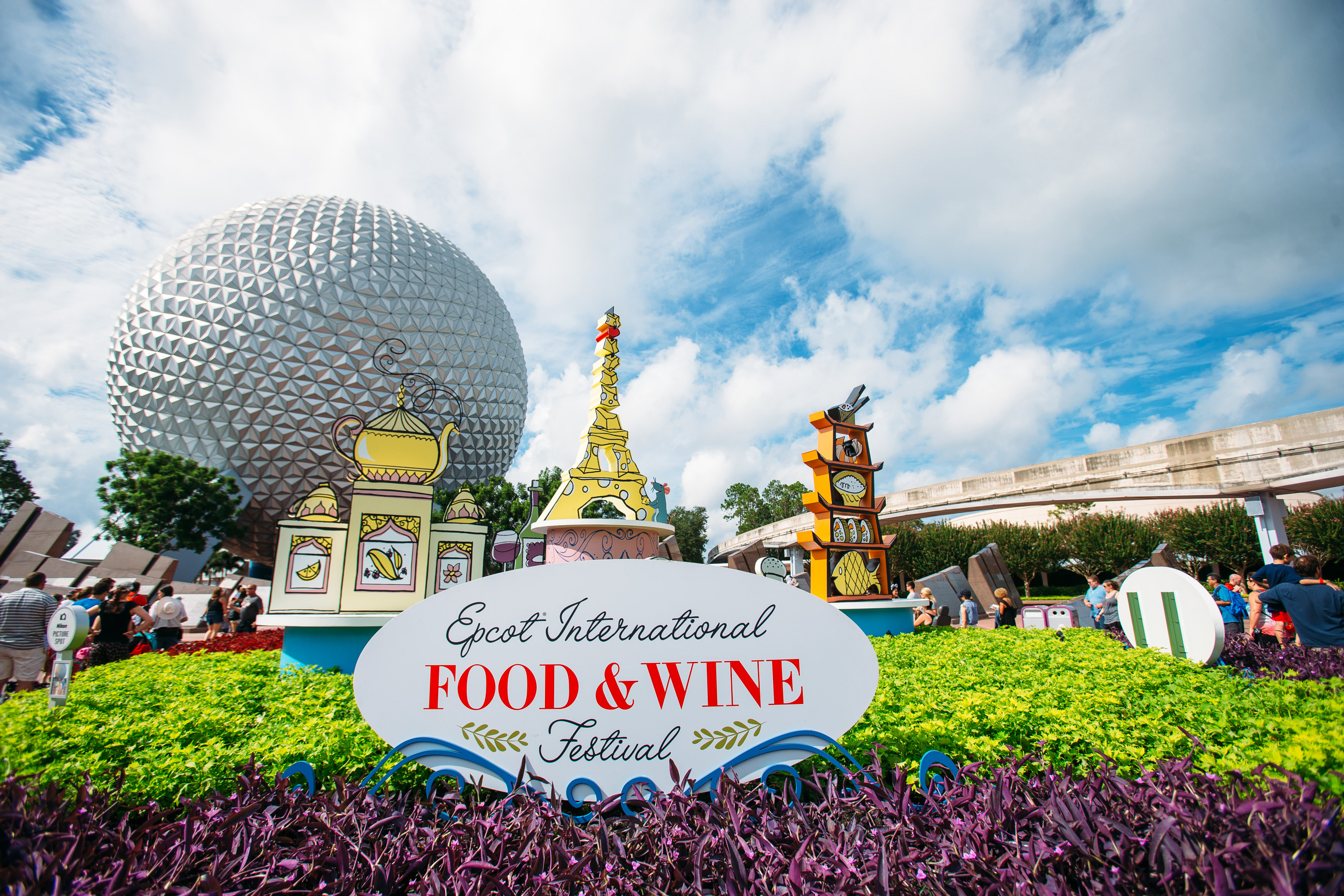 Talking With Tami Off To The 24th Annual Epcot International Food And Wine Festival
