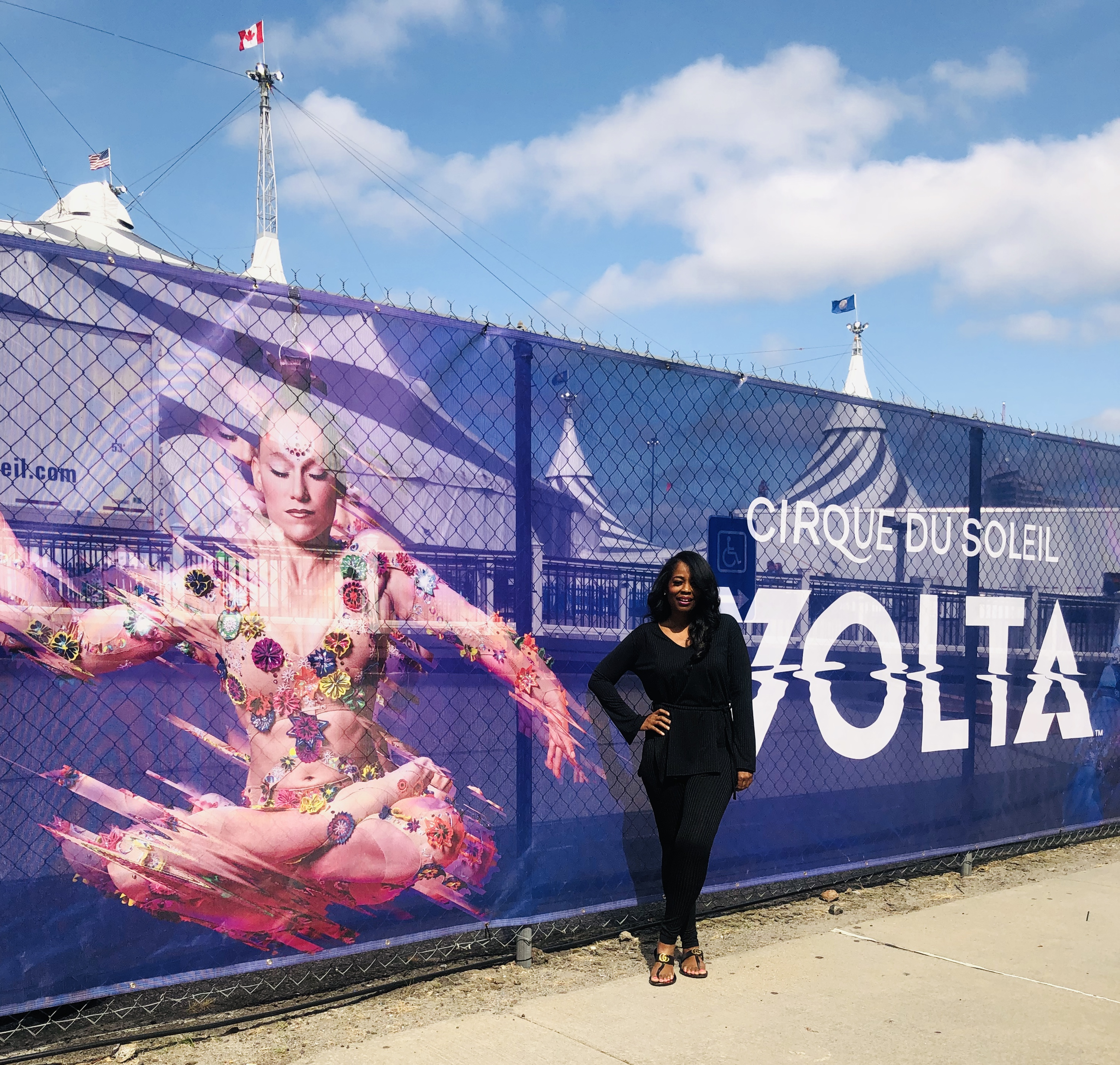 Behind The Scenes: Cirque Du Soleil's Volta