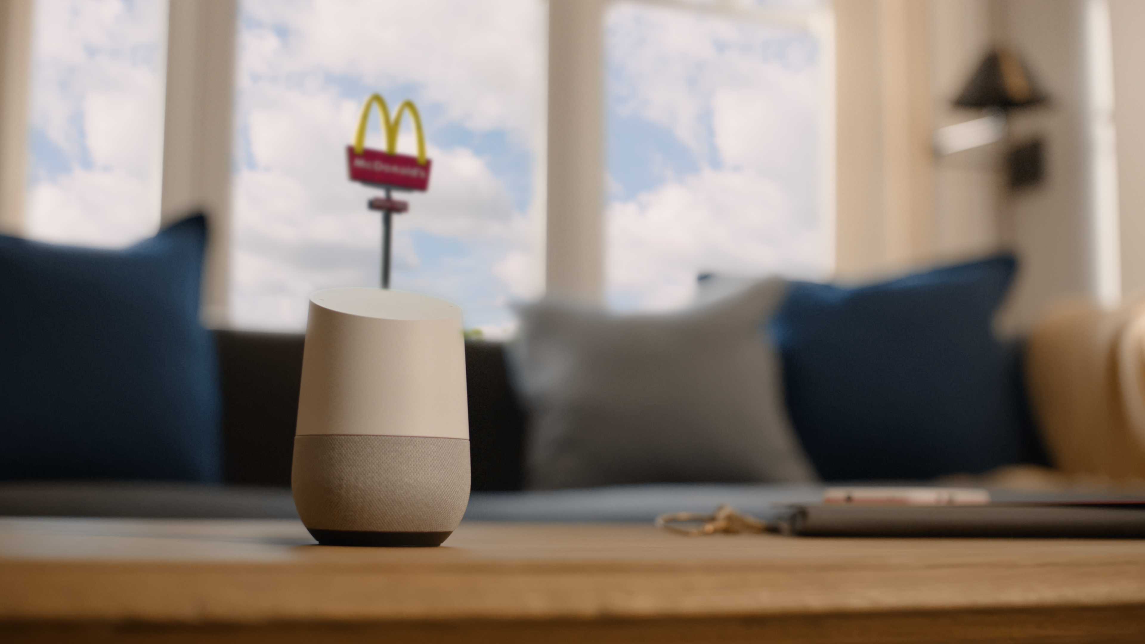 Finding A Job At McDonald's® Is Now As Simple As Asking Alexa
