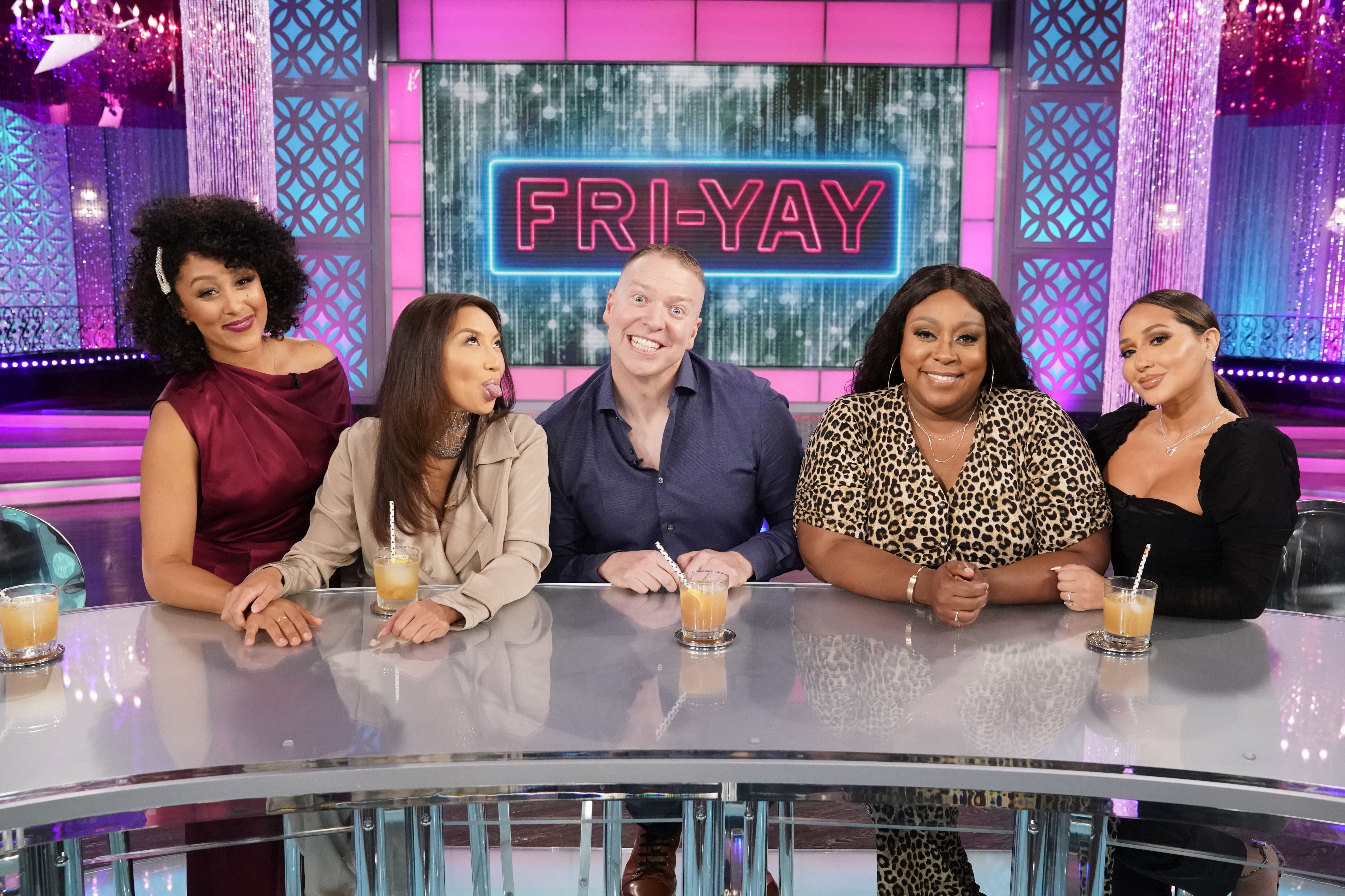 In Case You Missed It: THE REAL Welcomes Pam Grier And Guest Bro-Host Gary Owen!