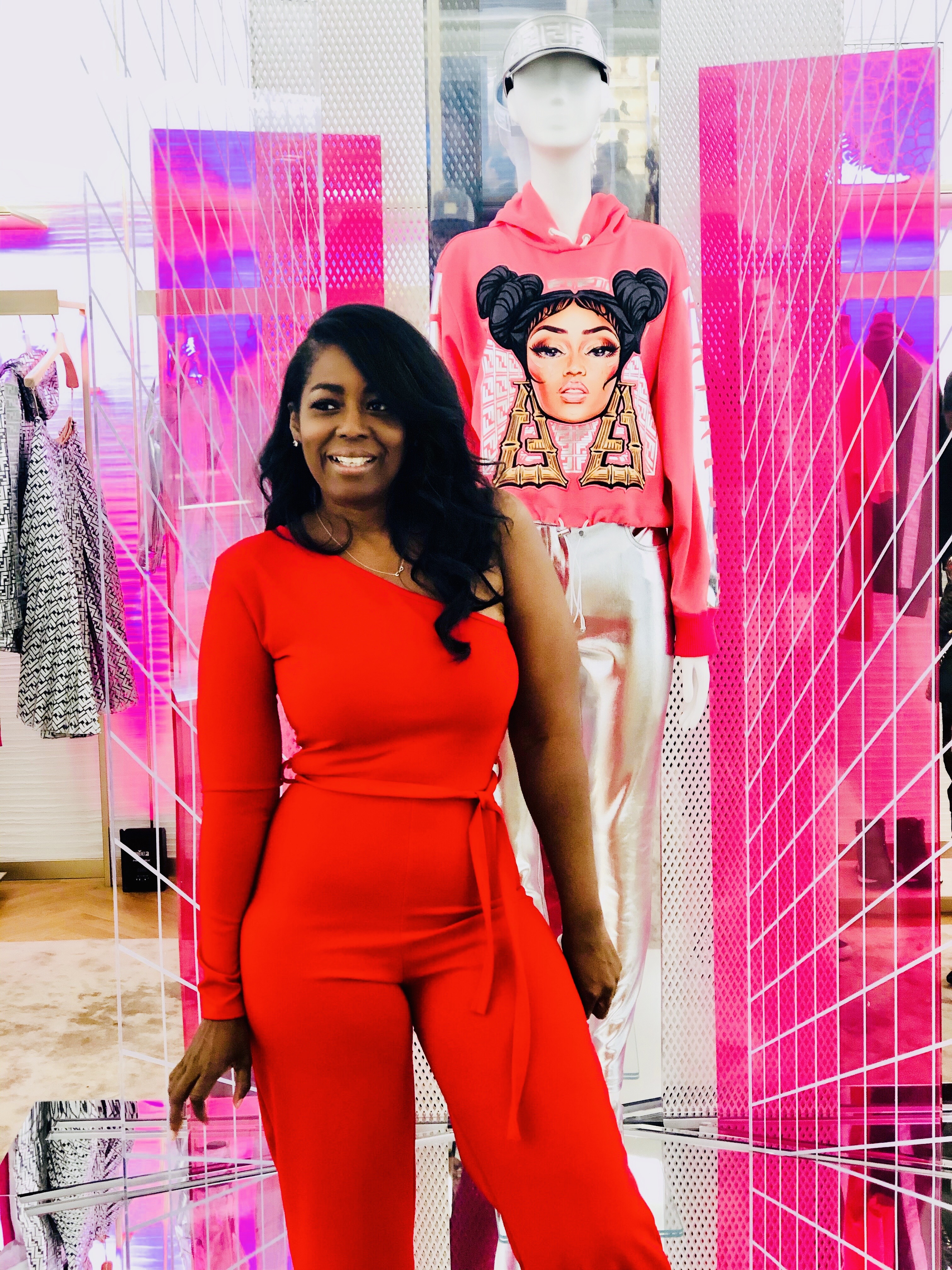 Atlanta Fashionistas Come Out For The Fendi x Nicki Minaj #FendiPrintsOn Private Viewing Party