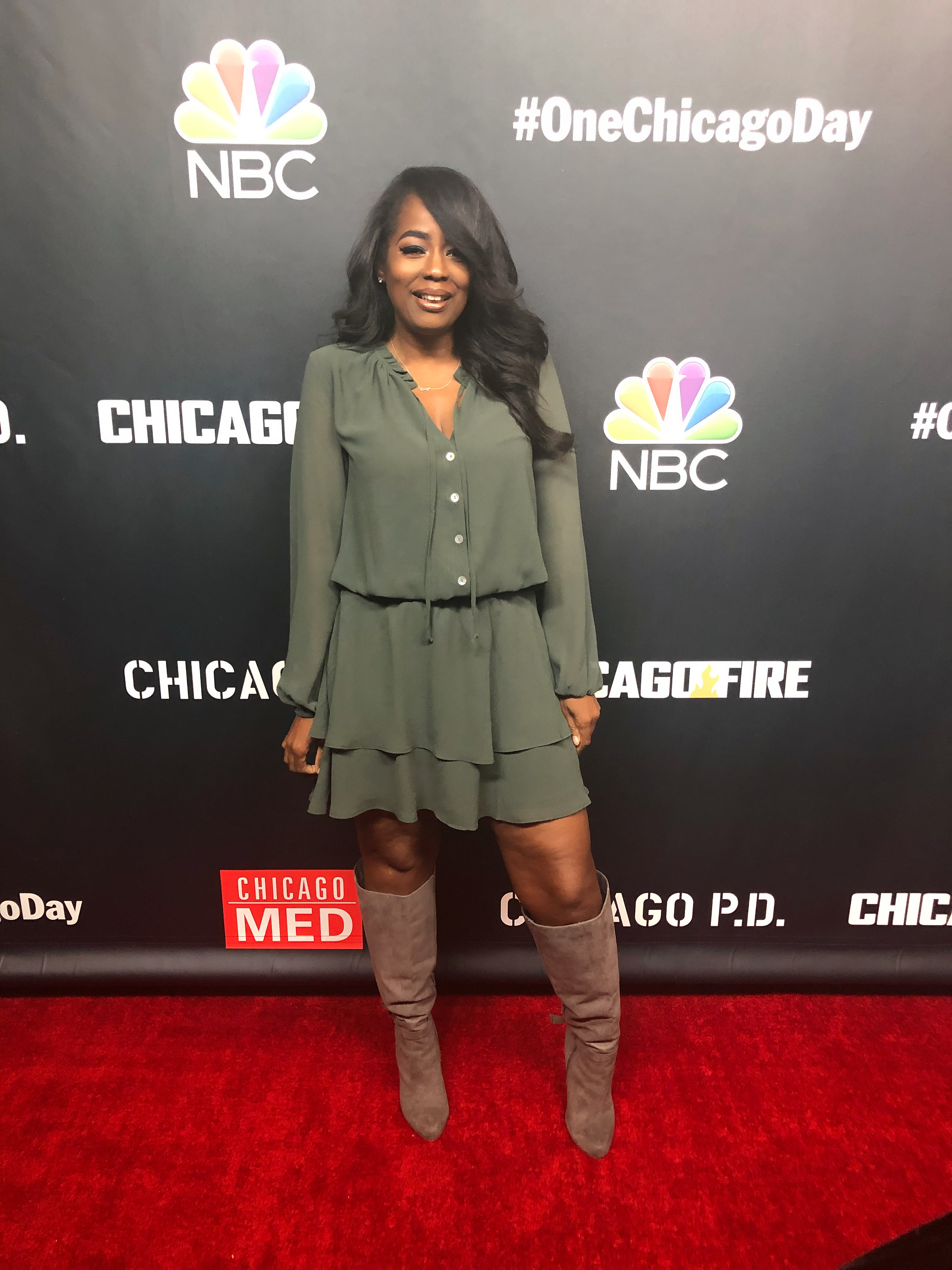 My Style: Show Me Your MuMu Willow Channing Dress
