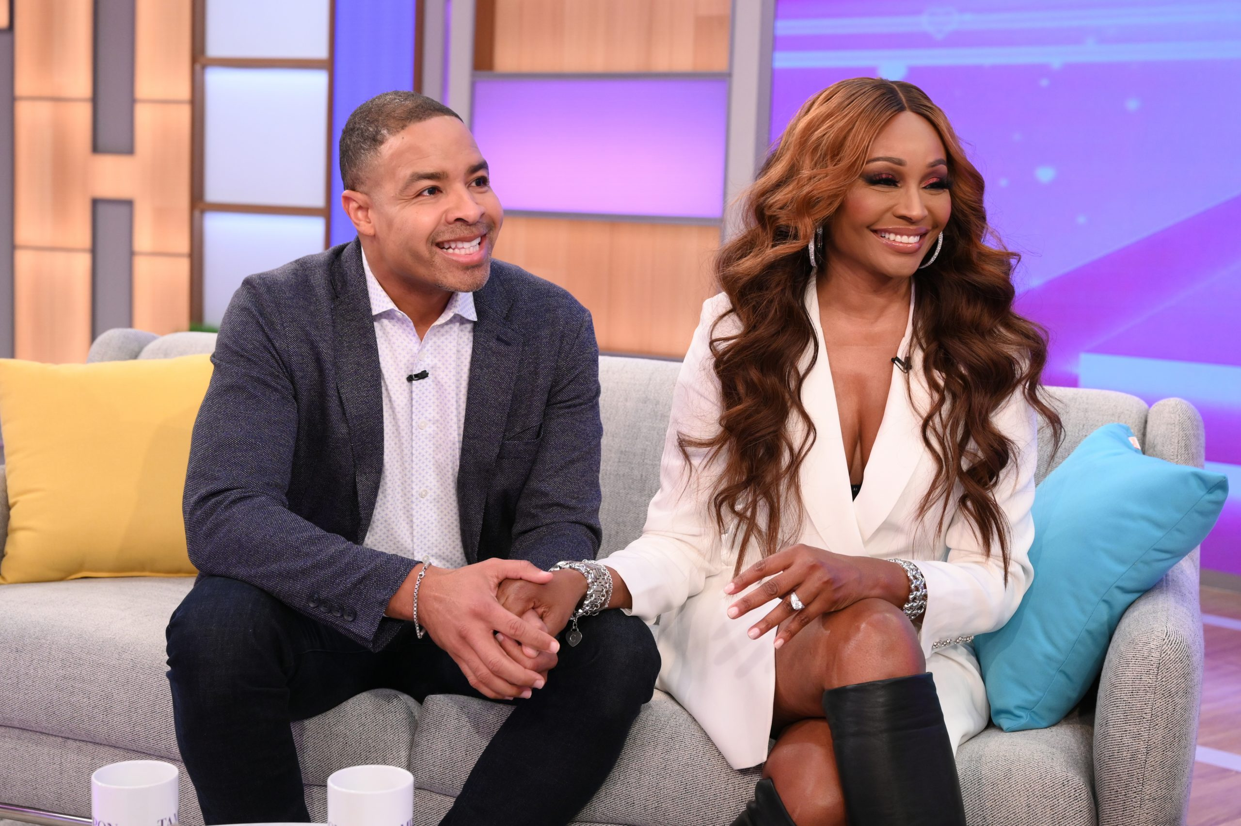 Cynthia Bailey Joins Tamron Hall To Discuss Her Decision To Share Daughter's Personal Story