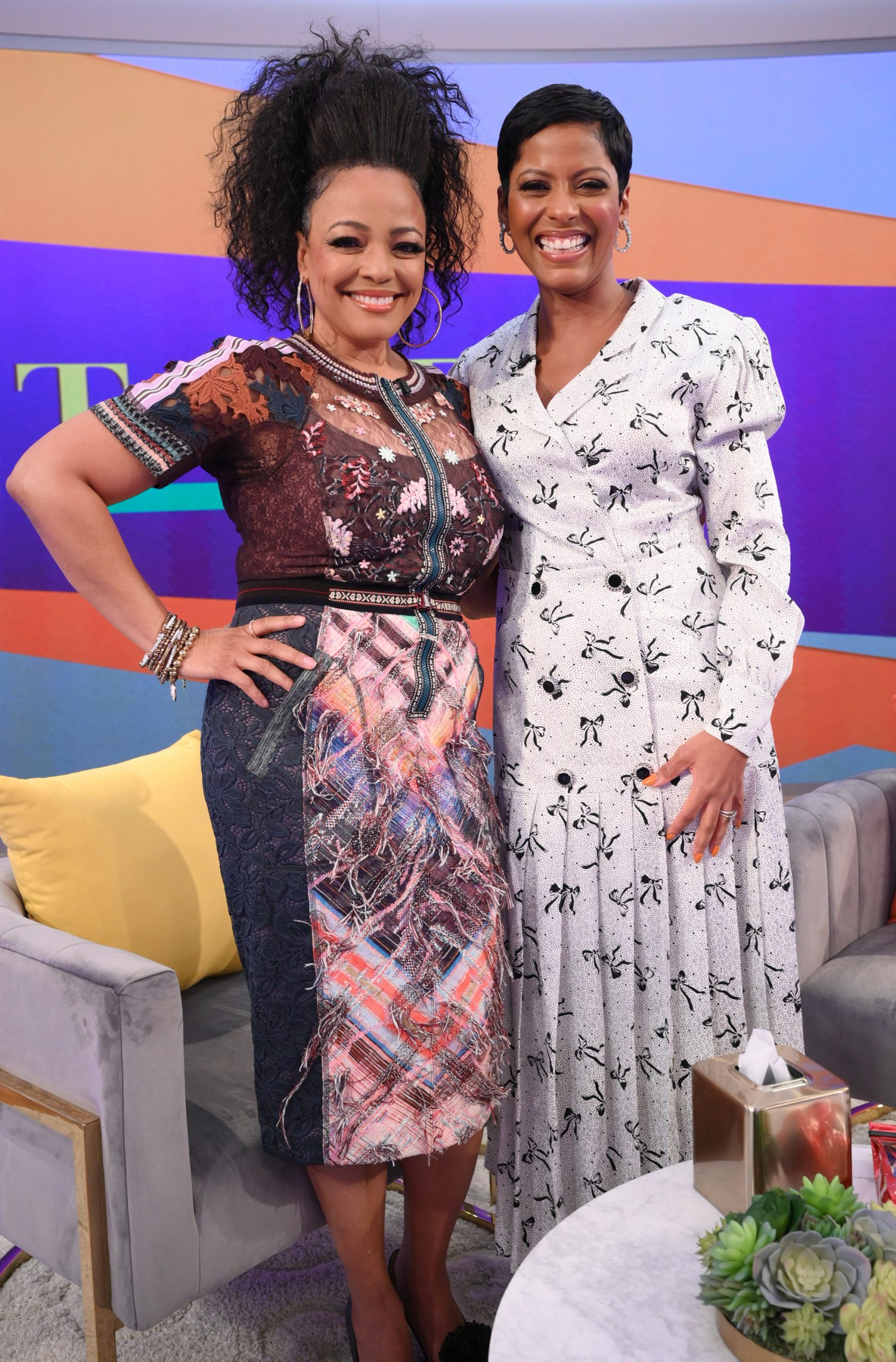 Actress Kim Fields Teases Potential Living Single Reboot On Tamron Hall