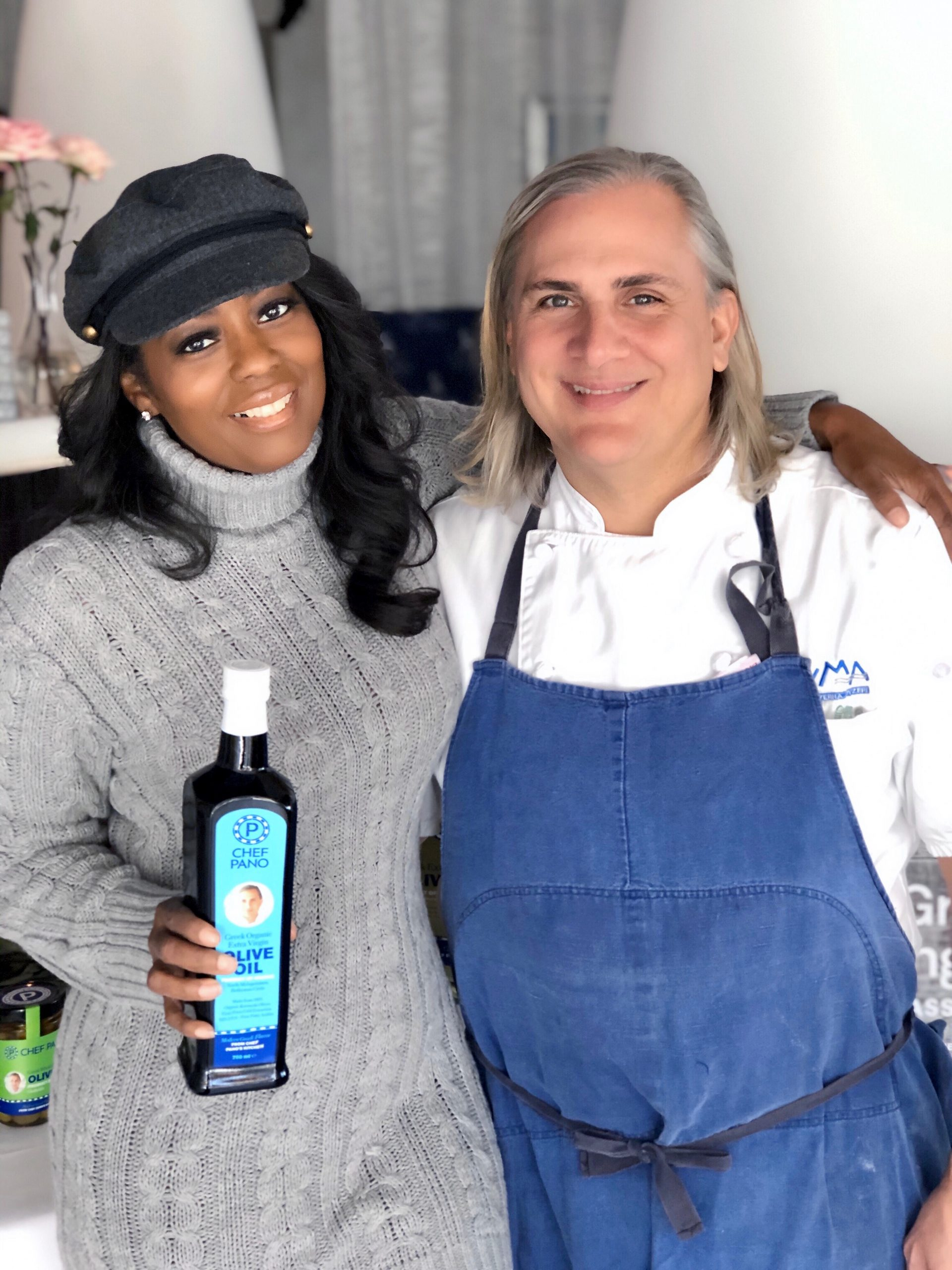 VIP Launch Of Chef Pano Cooking & Culinary Products