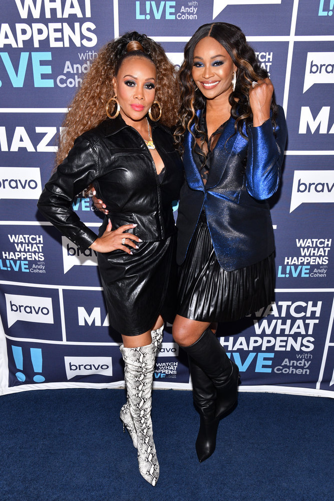 In Case You Missed It: Cynthia Bailey & Vivica A. Fox On Watch What Happens Live