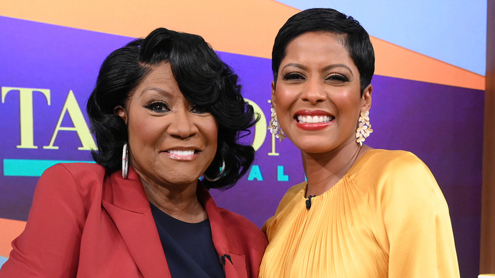 Patti LaBelle Stopped By The Tamron Hall Show To Share Her Mac & Cheese Recipe