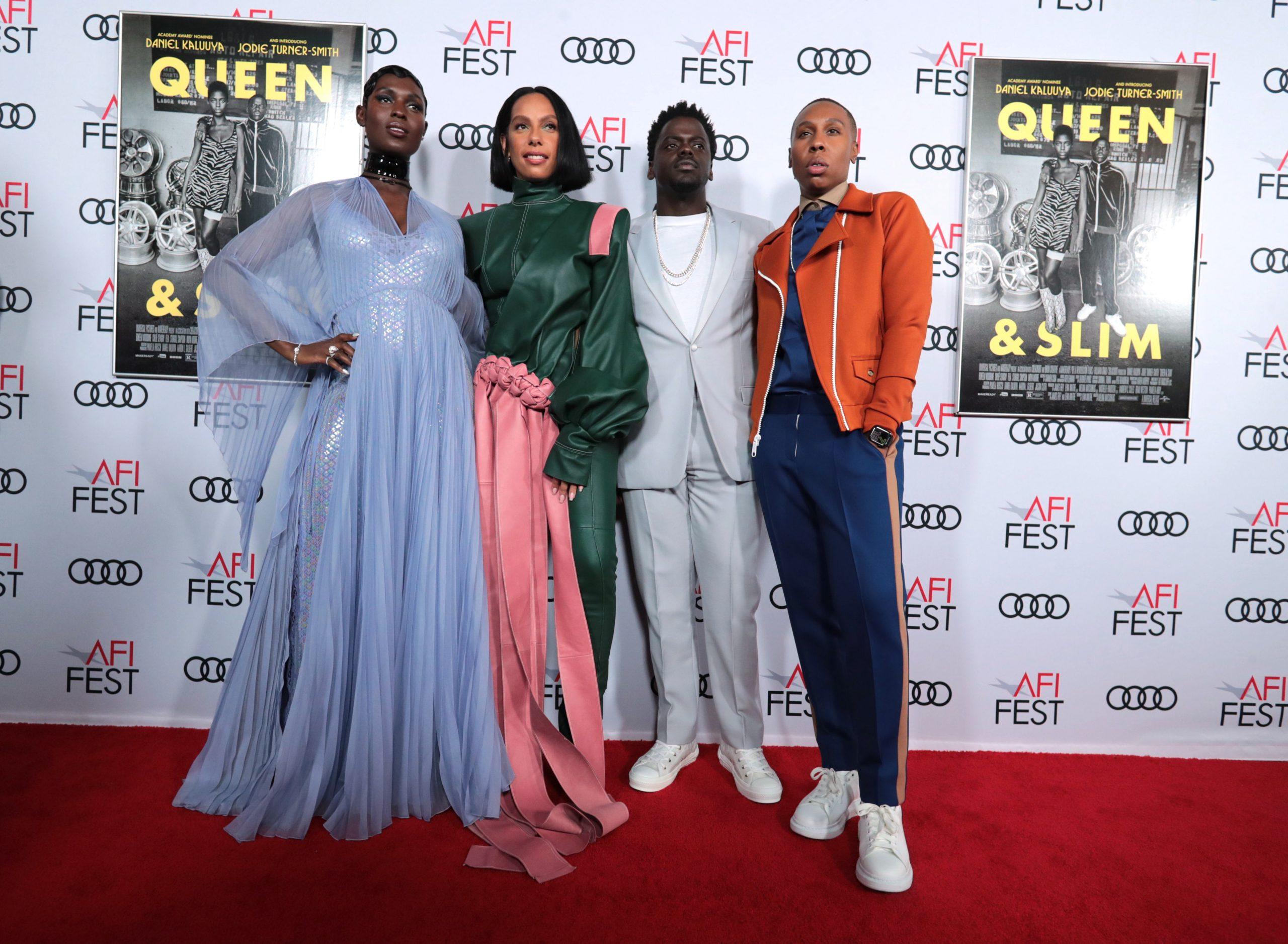 Queen & Slim World Premiere In Los Angeles