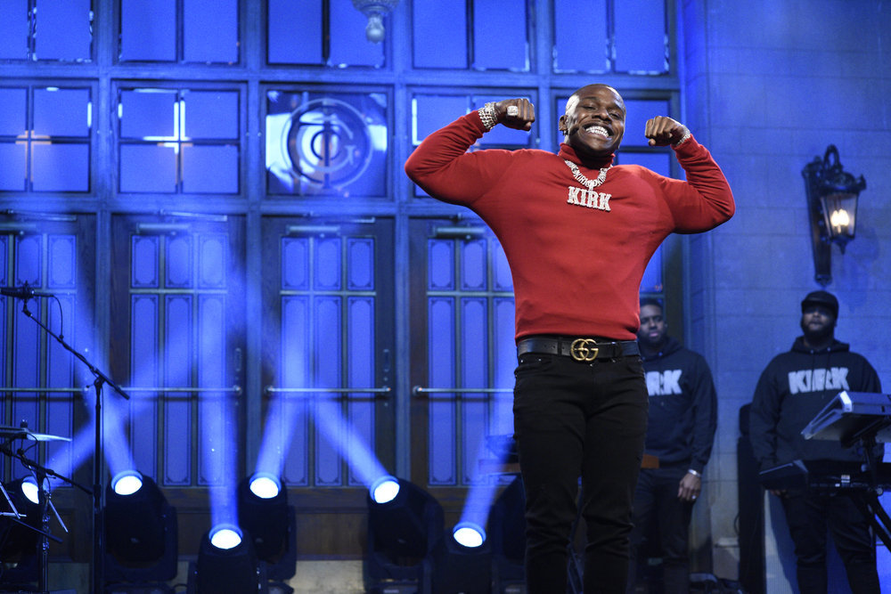 In Case You Missed It: DaBaby Performs On Saturday Night Live