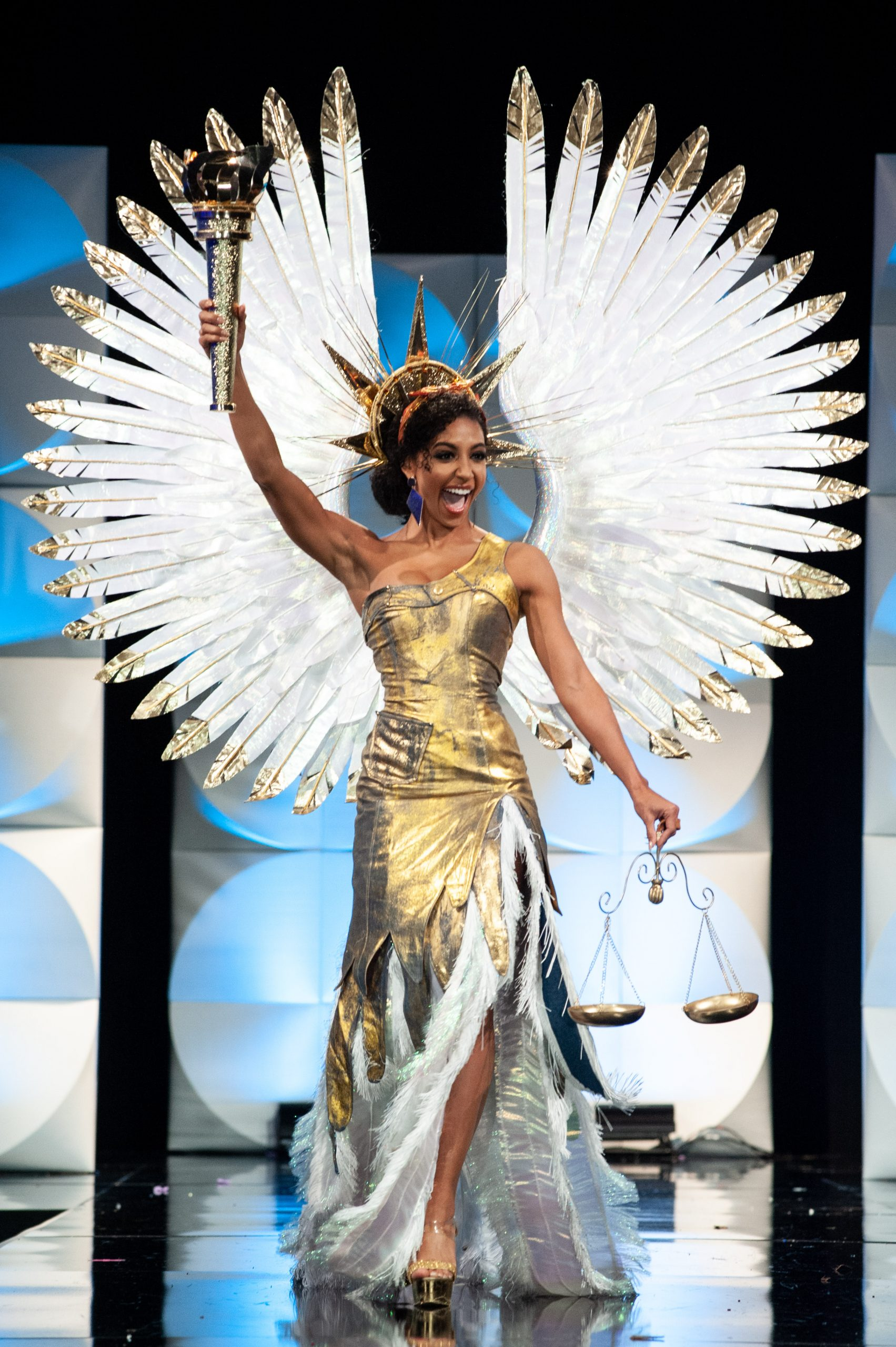 Miss Universe PreLiminary Costume Competition