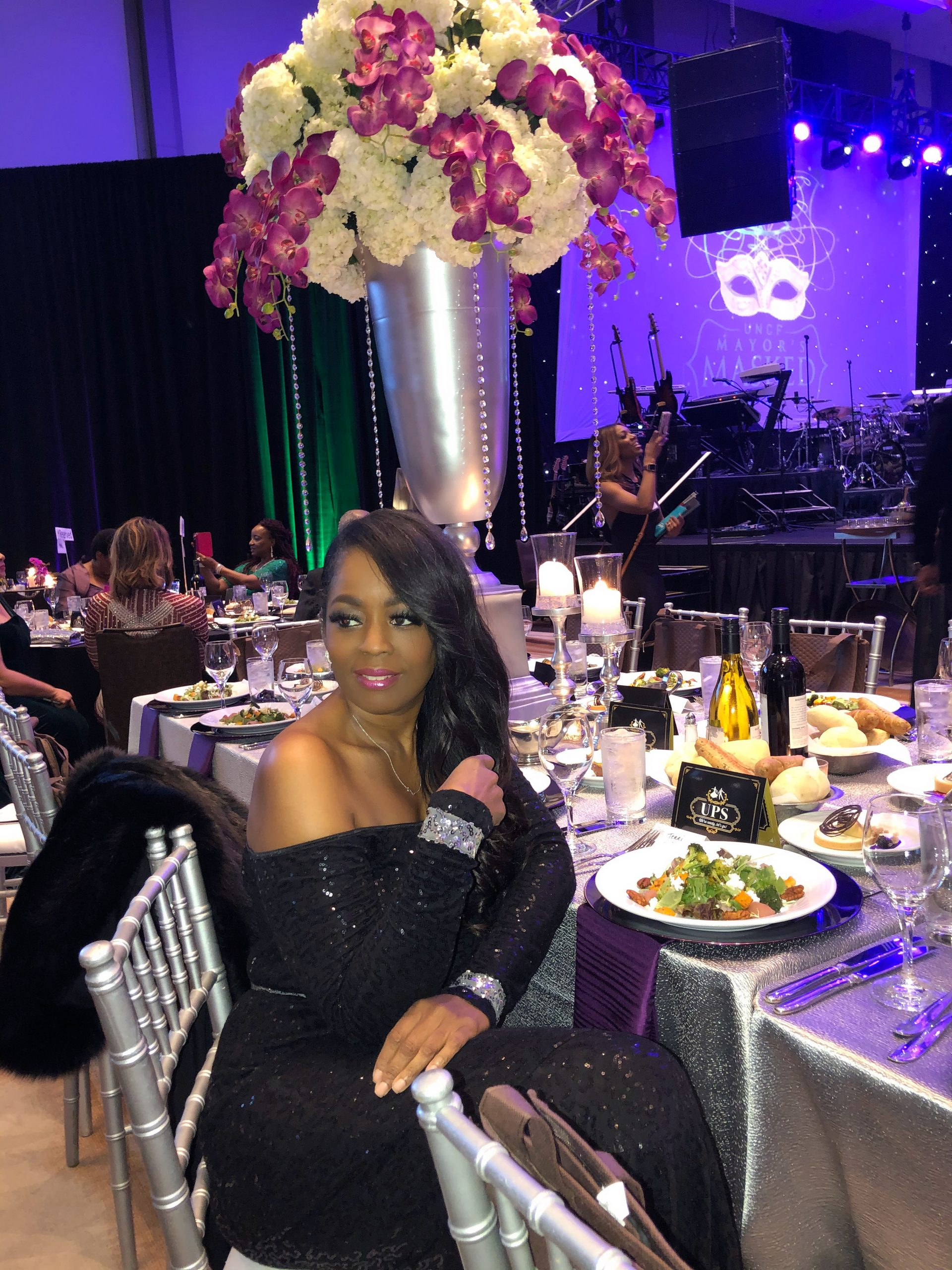 My Experience At The UNCF's 36th Annual Mayor's Masked Ball In Atlanta