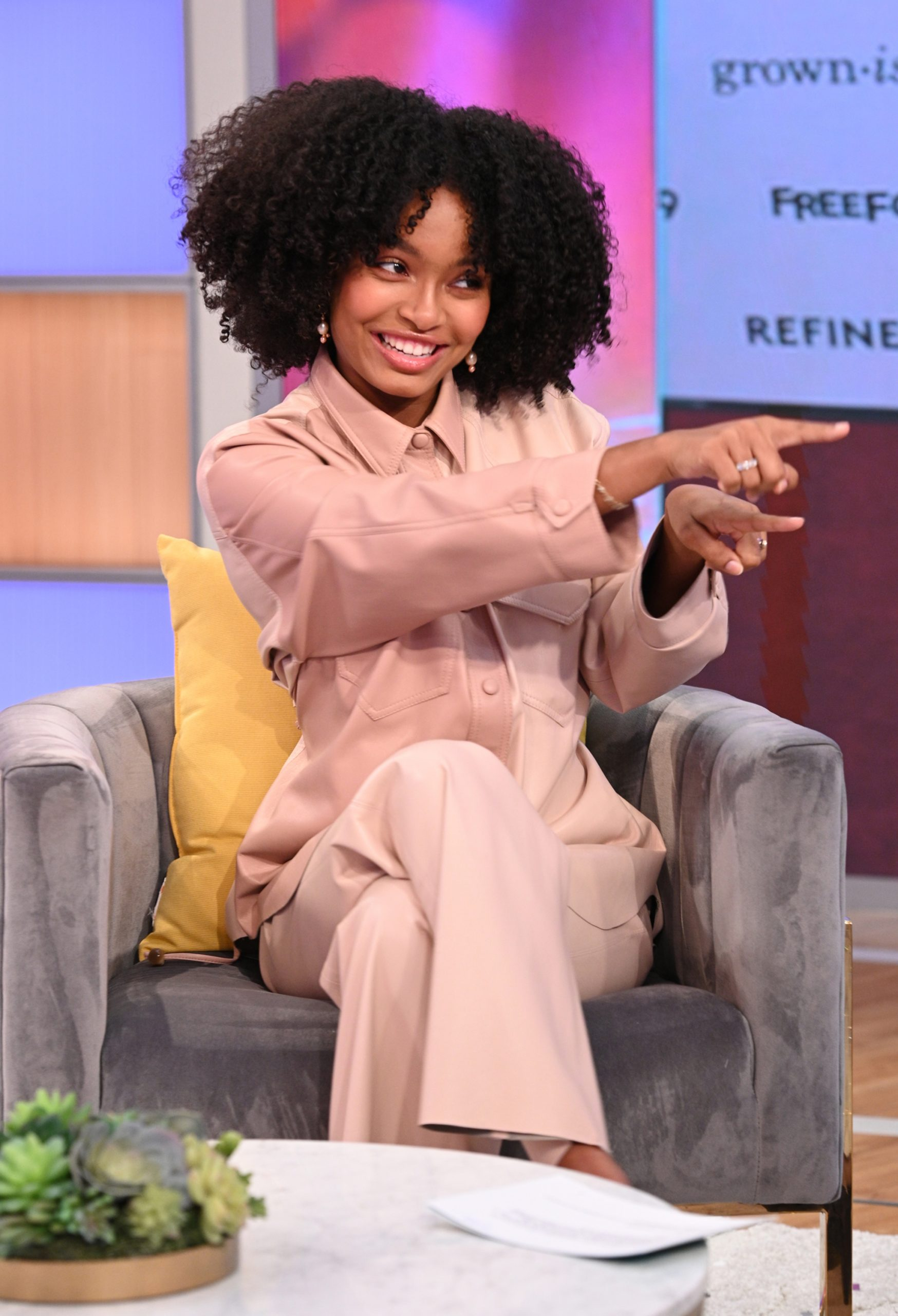 In Case You Missed It: Oprah Winfrey And Yara Shahidi On Tamron Hall Show