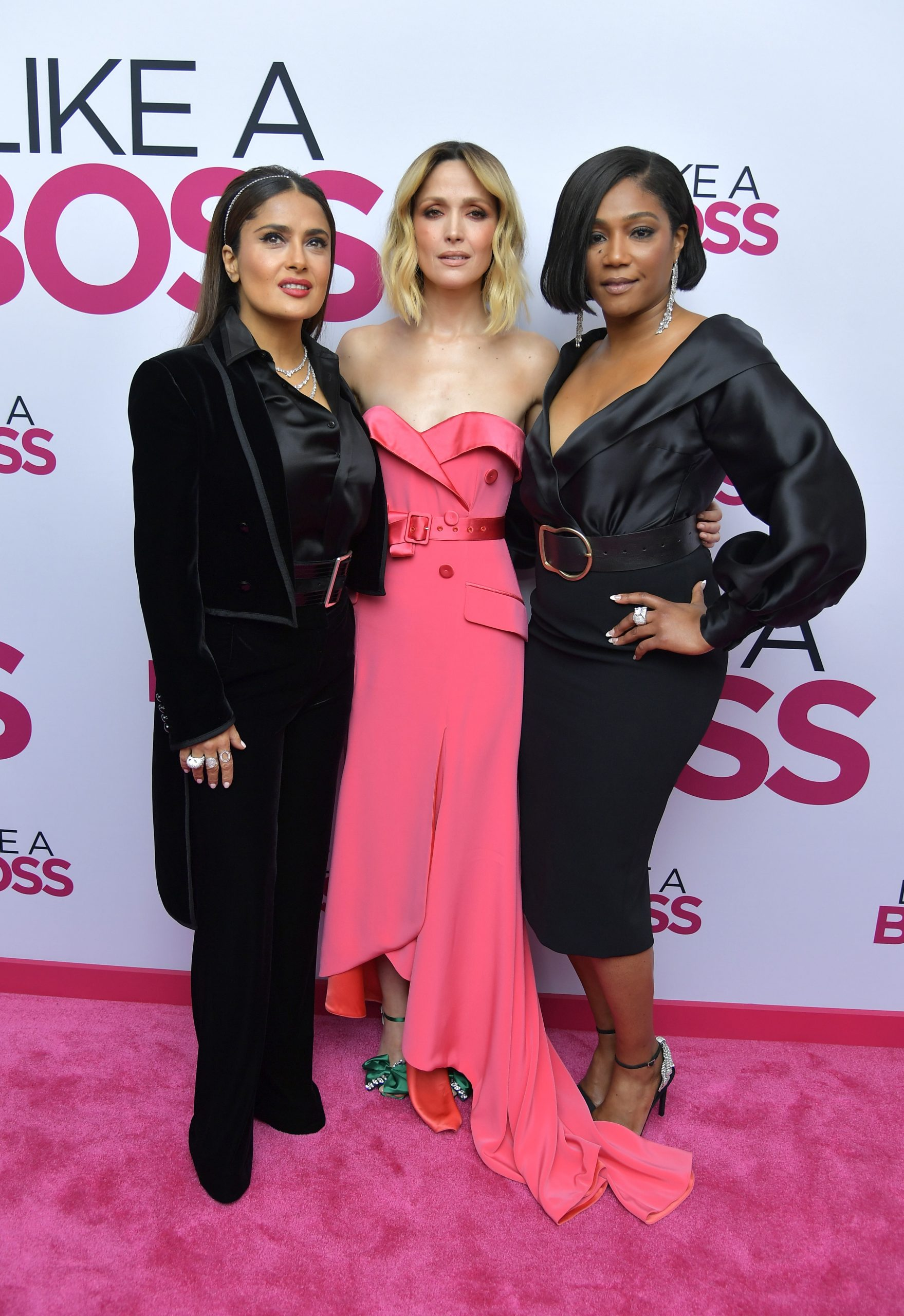 Like A Boss Premiere In New York City