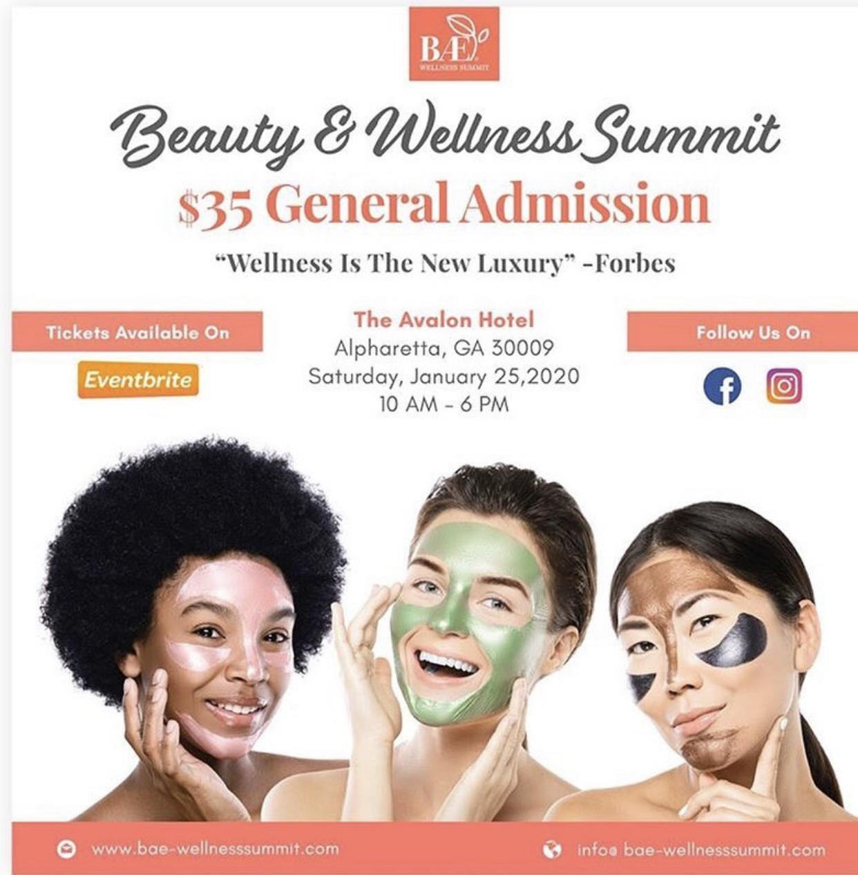 BAE Beauty & Wellness Summit