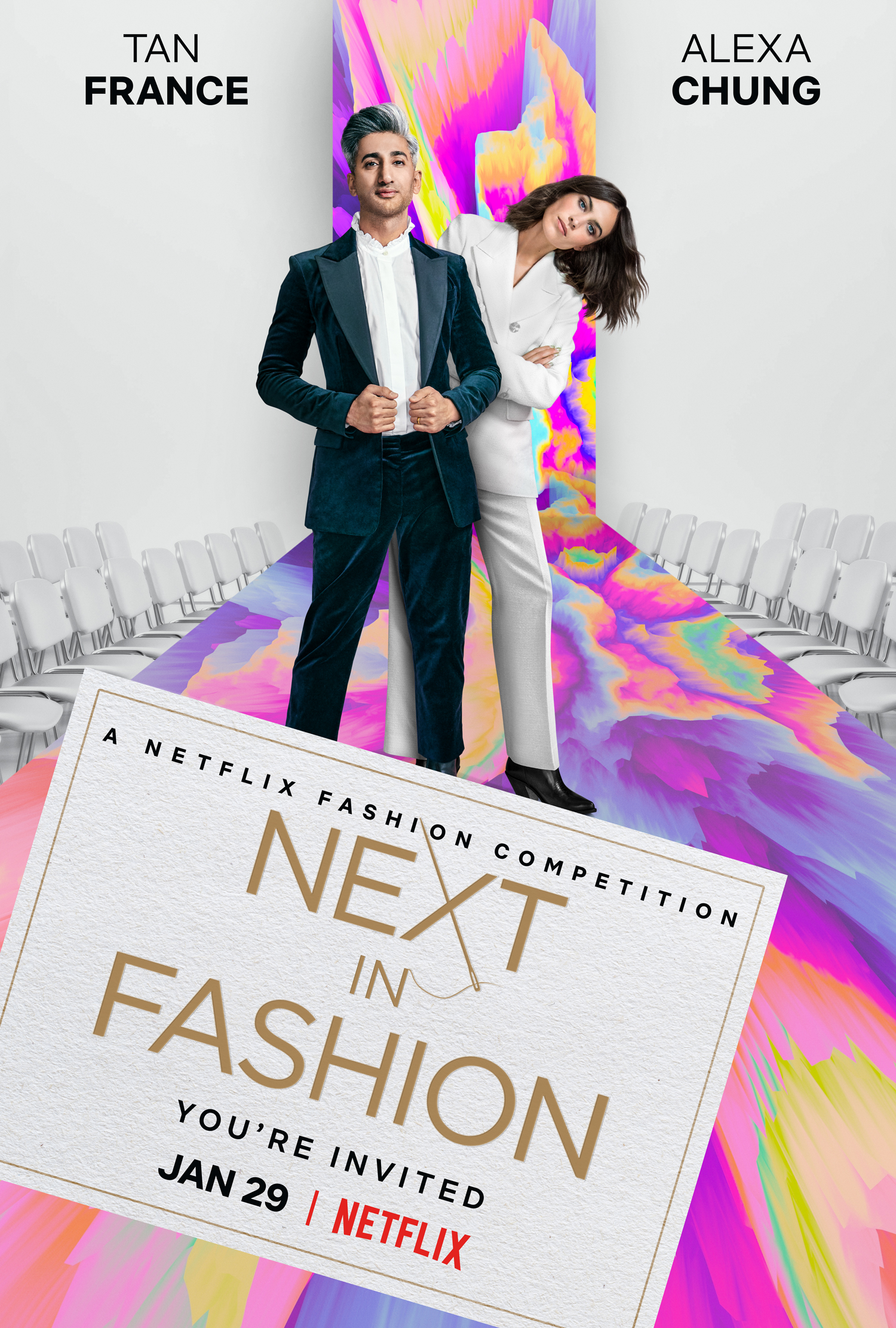 New Show: Netflix's Next In Fashion Competition Series