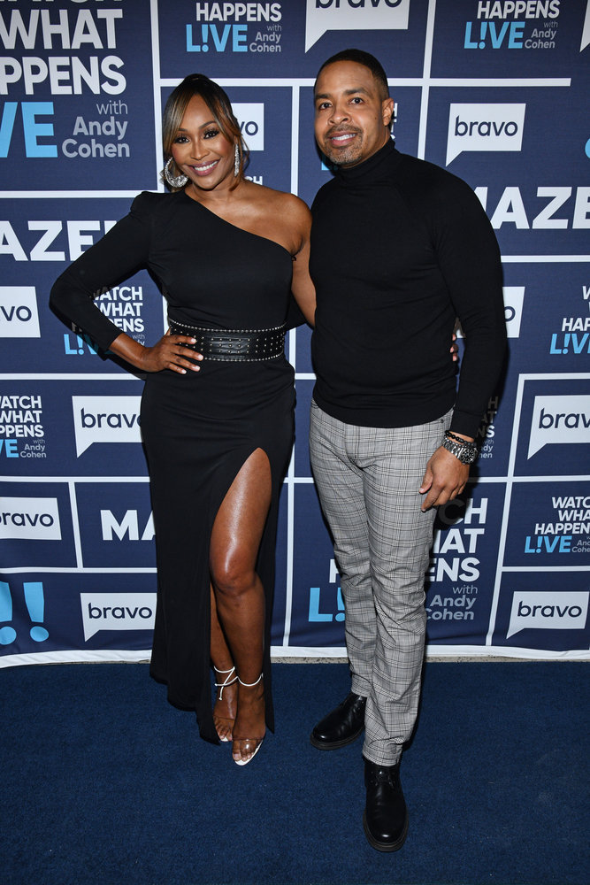 In Case You Missed It: Cynthia Bailey And Mike Hill On Watch What Happens Live With Andy Cohen