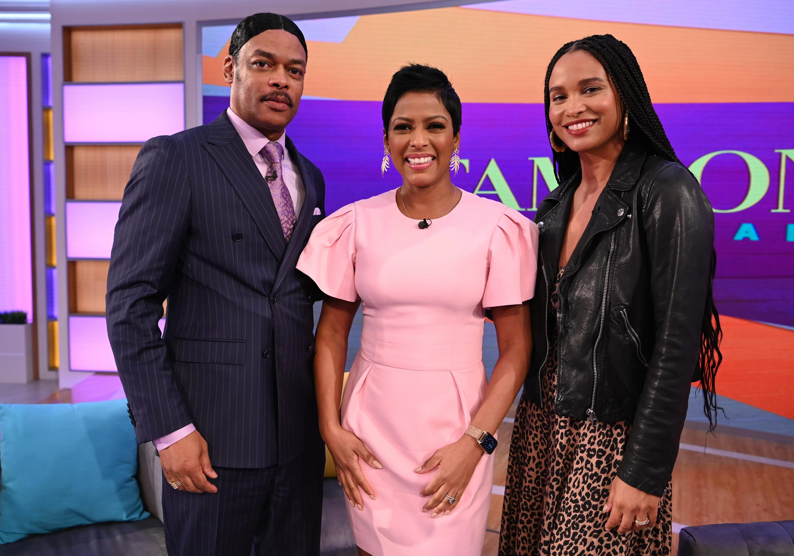 Actress Joy Bryant, Star Of ABC Show, For Life And Isaac Wright Jr. The Real Life Inspiration Behind The Series