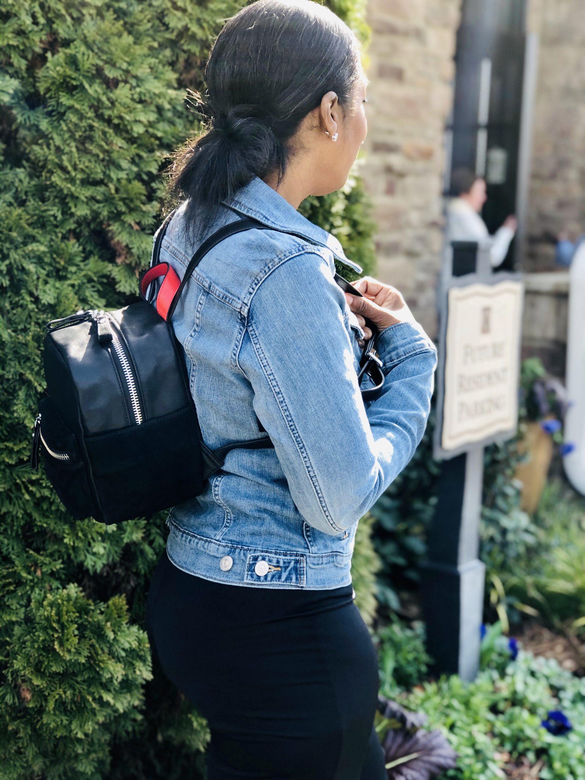 My Style: CB Vior Maverick Mini Backpack
