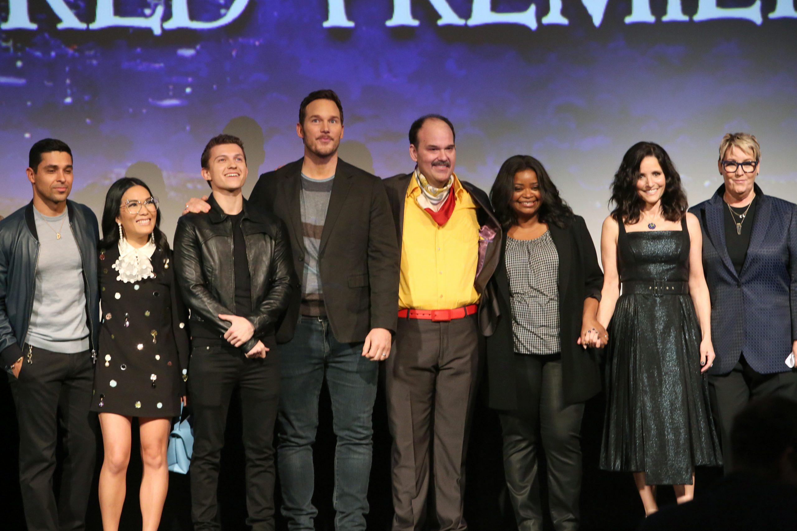 Pics: Disney + Pixar Onward World Premiere