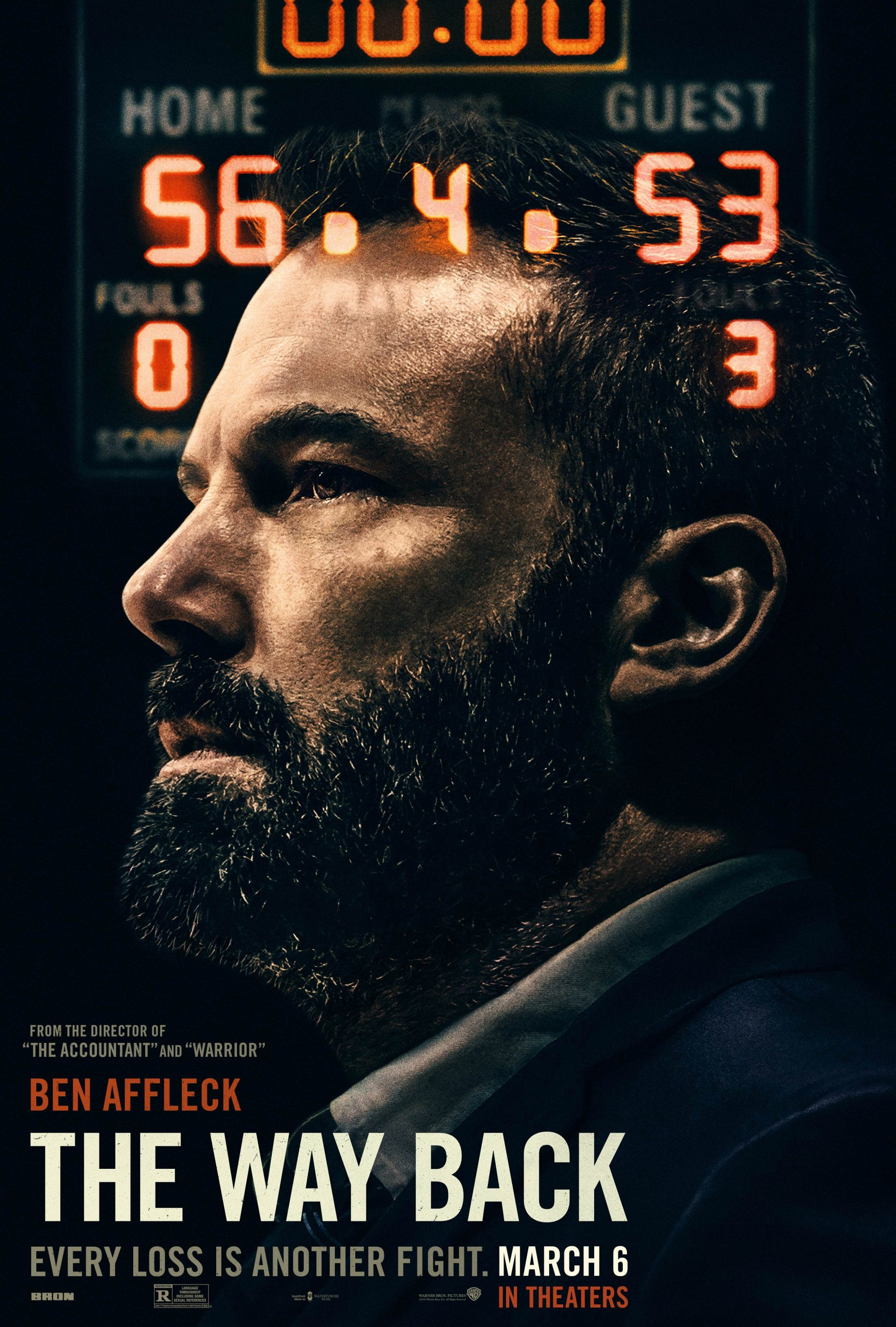 New Movie: The Way Back Starring Ben Affleck