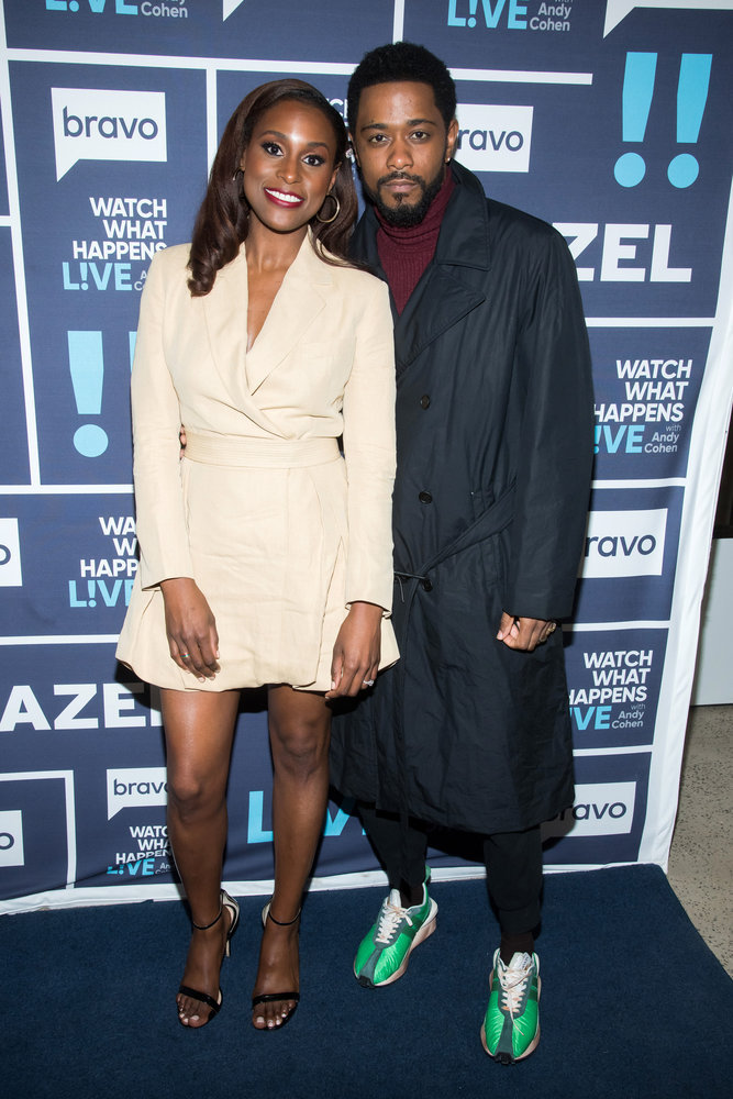 In Case You Missed It: Issa Rae And LaKeith Stanfield On Watch What Happens Live With Andy Cohen