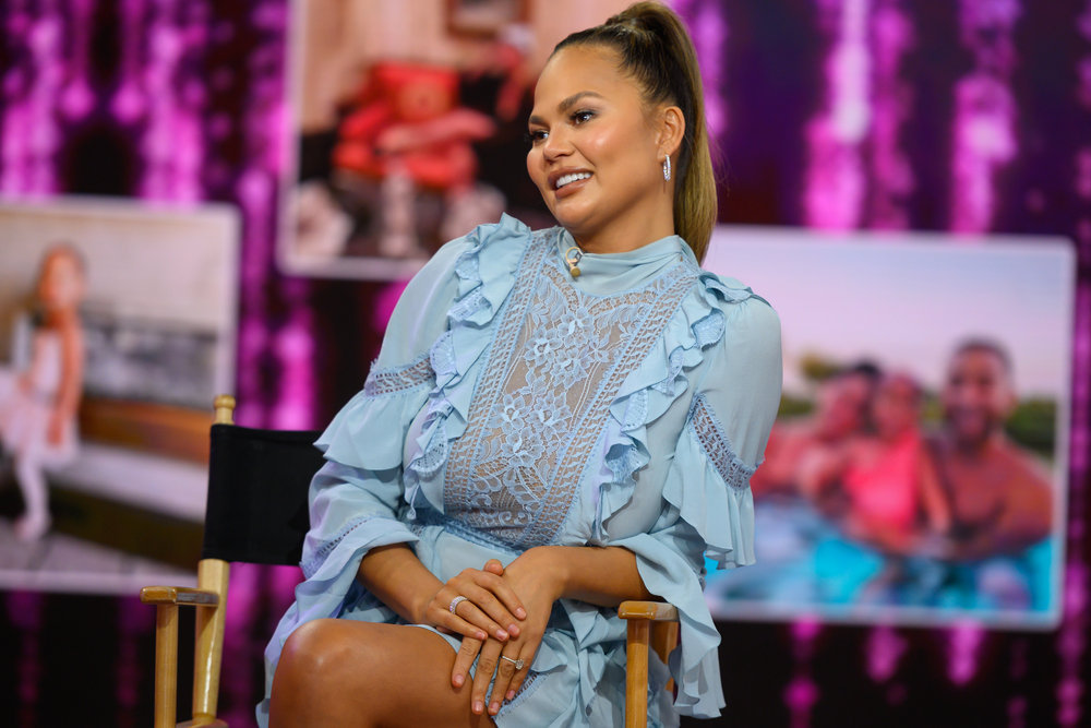 In Case You Missed It: Chrissy Teigen On The Today Show